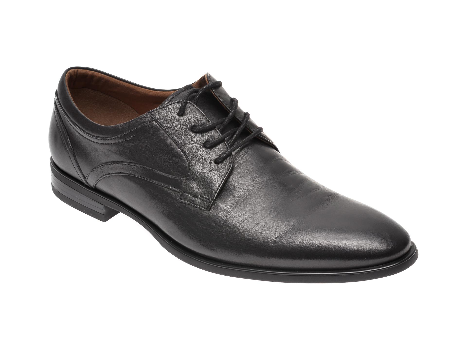 Pantofi ALDO negri, Erareven001, din piele naturala