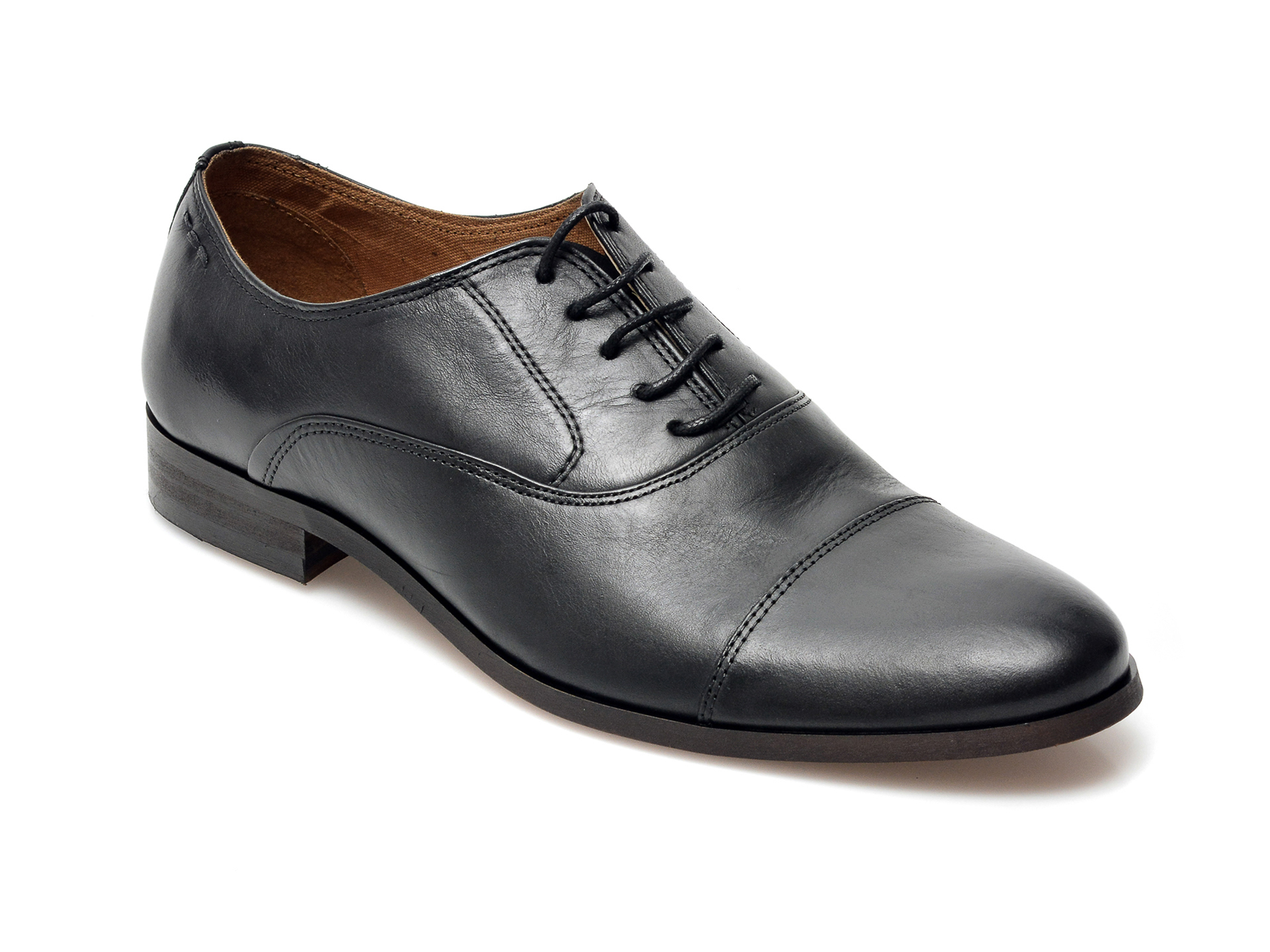 Pantofi ALDO negri, Kirzinger001, din piele naturala imagine otter.ro 2021