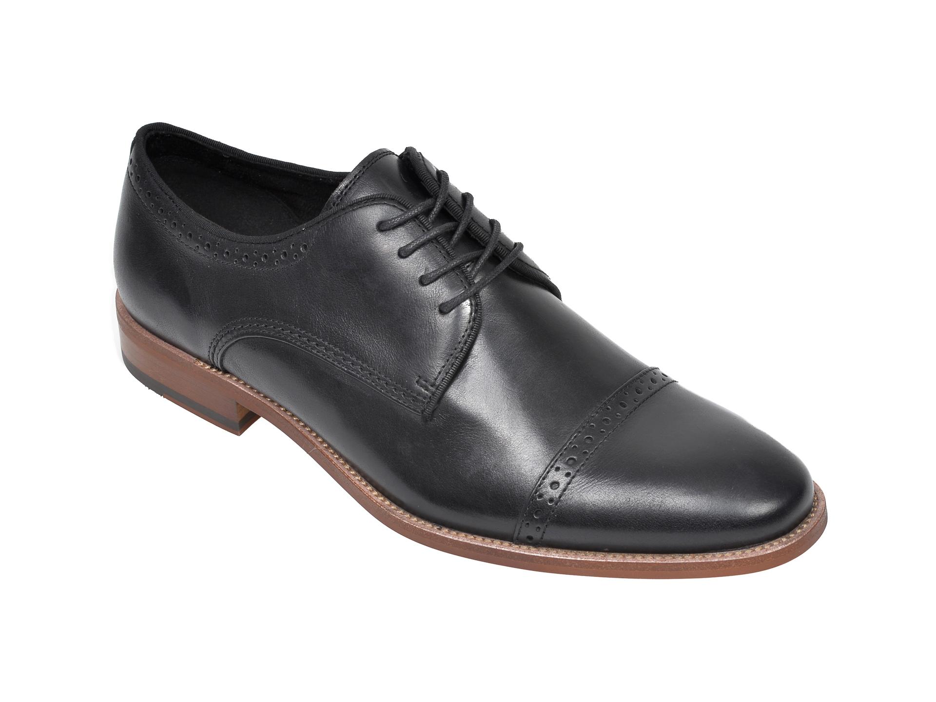 Pantofi ALDO negri, Nydeisien001, din piele naturala imagine