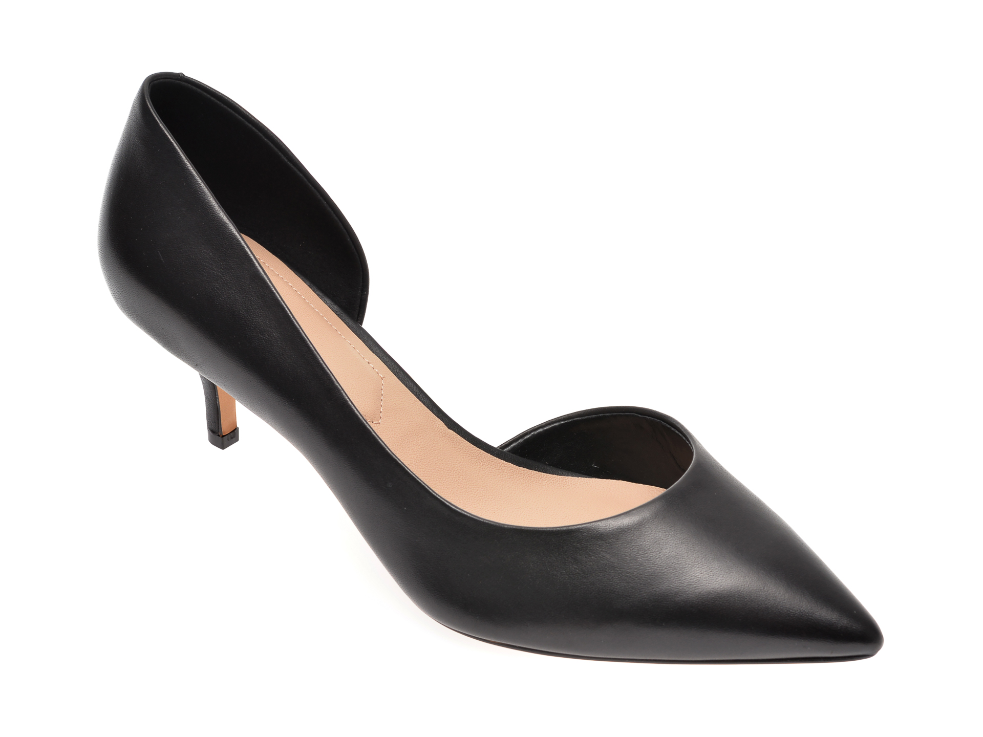 Pantofi ALDO negri, Nyderindra001, din piele naturala imagine otter.ro 2021