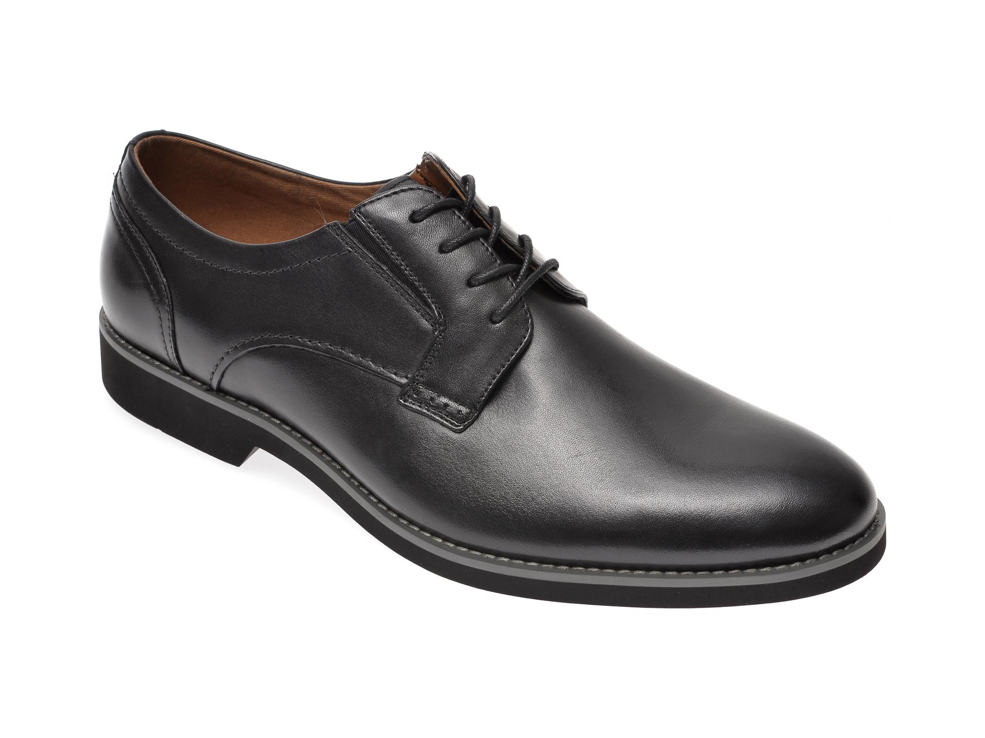Pantofi ALDO negri, Rorelind001, din piele naturala imagine