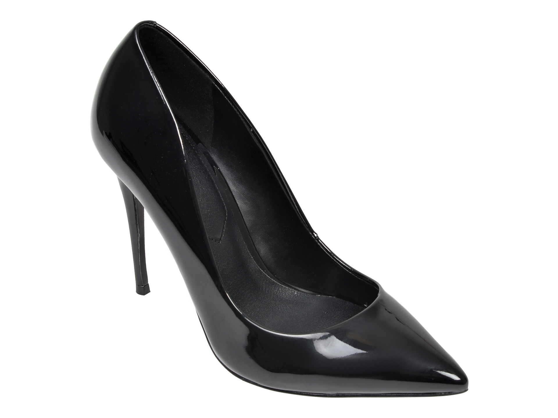 Pantofi ALDO negri, Stessy_009, din piele ecologica imagine otter.ro