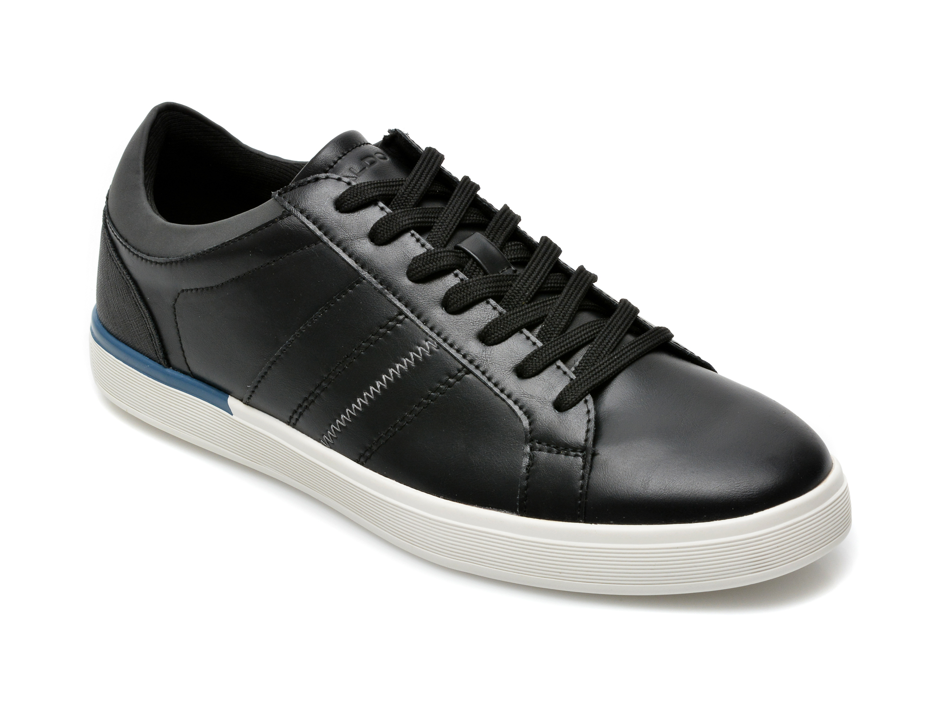 Pantofi ALDO negri, Tucuman001, din piele ecologica imagine otter.ro 2021
