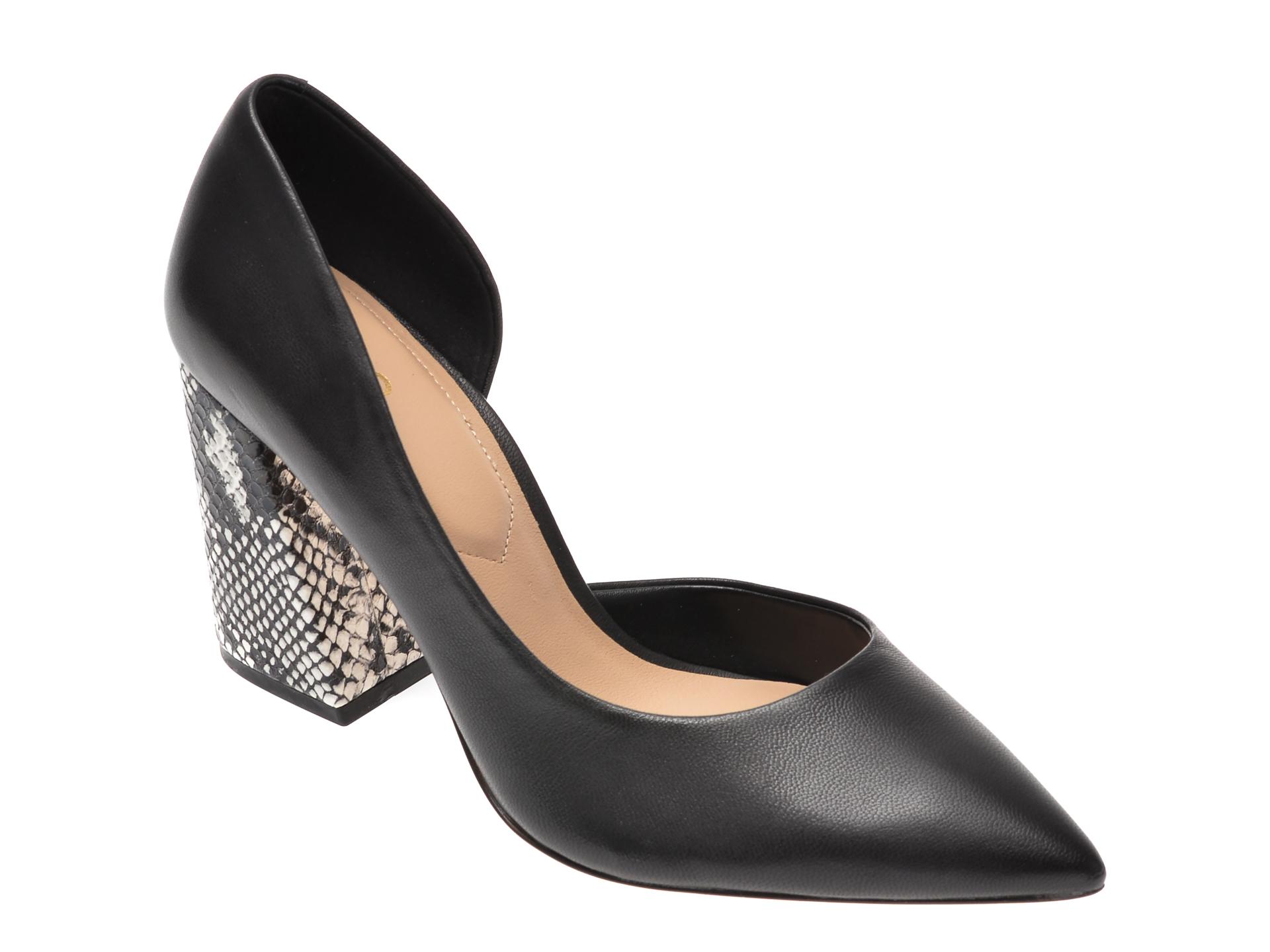 Pantofi ALDO negri, Ushari001, din piele ecologica imagine otter.ro 2021