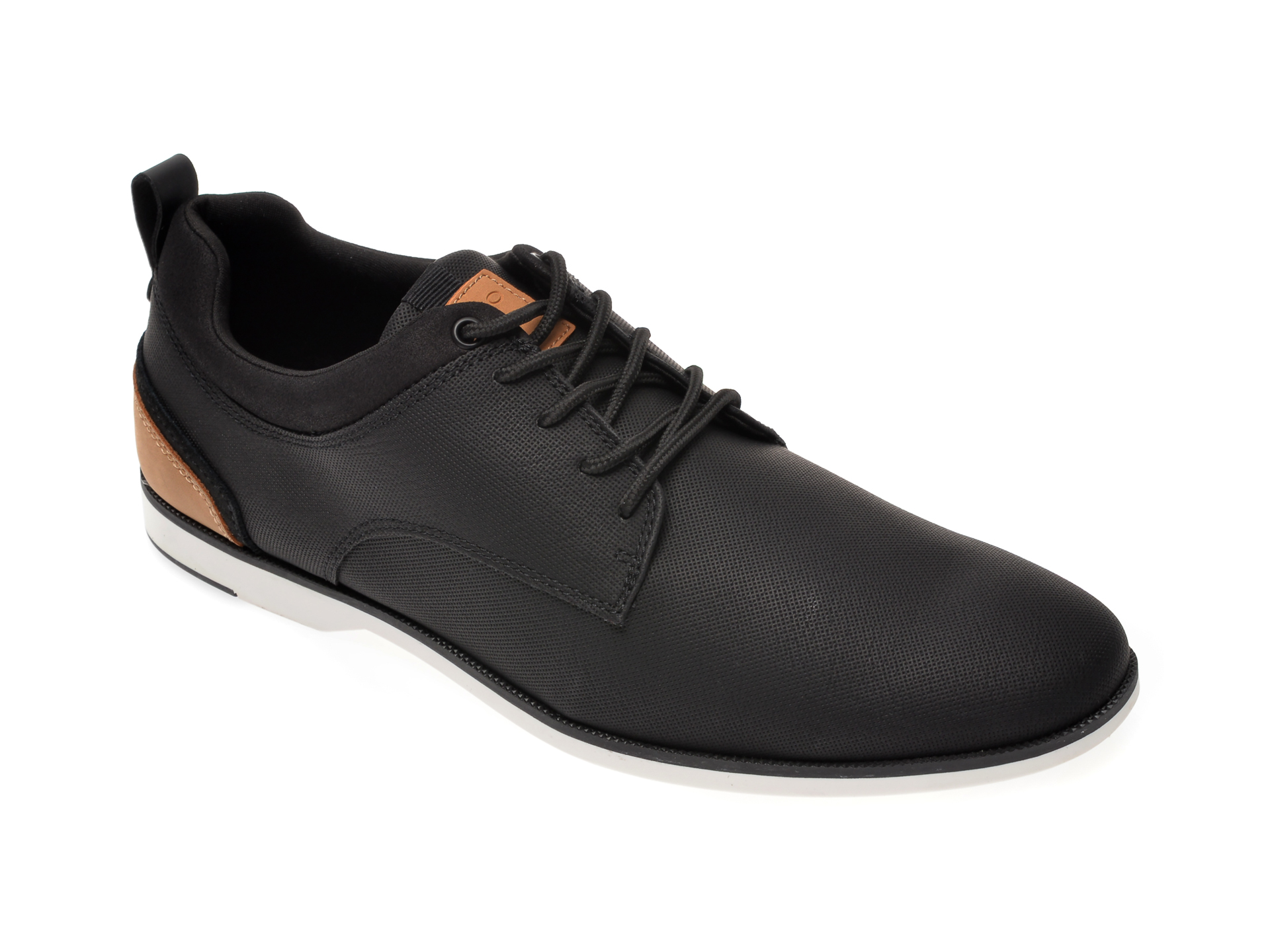 Pantofi ALDO negri, Voedien001, din piele ecologica