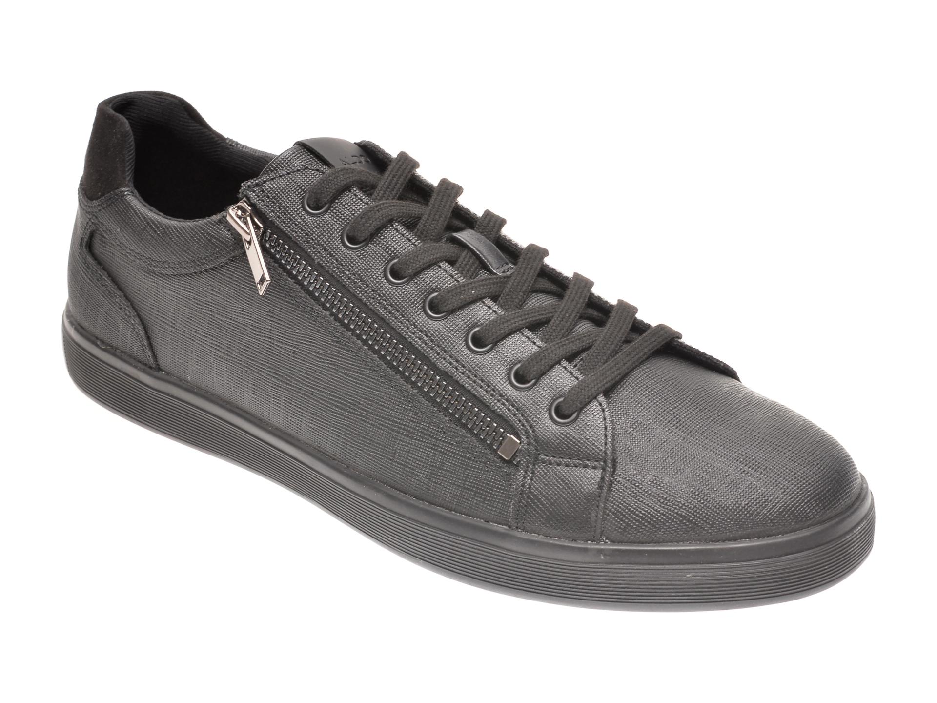 Pantofi ALDO negri, Zaywia001, din piele ecologica imagine
