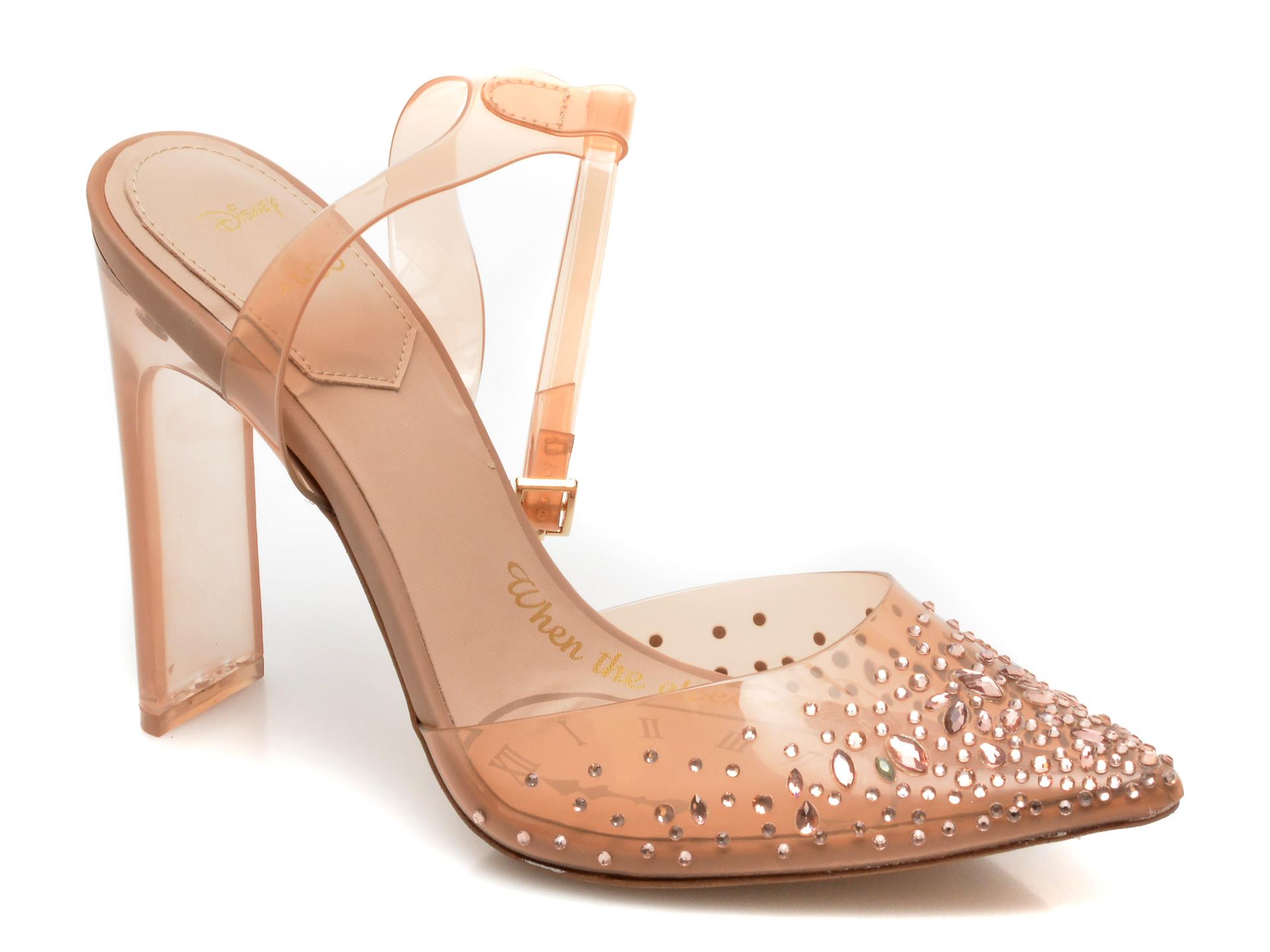 Pantofi Aldo Nude, 13350912, Din Pvc
