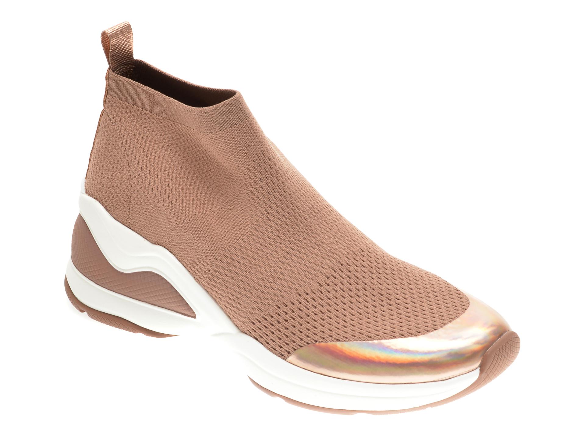 Pantofi ALDO nude, Agnessy270, din material textil imagine