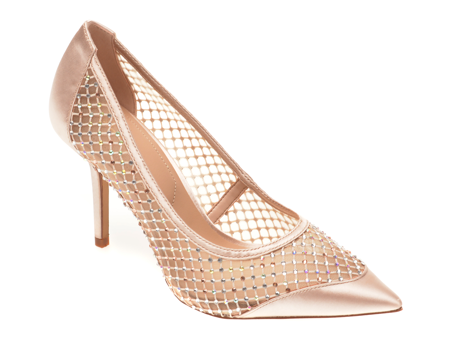 Pantofi ALDO nude, Dimitras680, din material textil