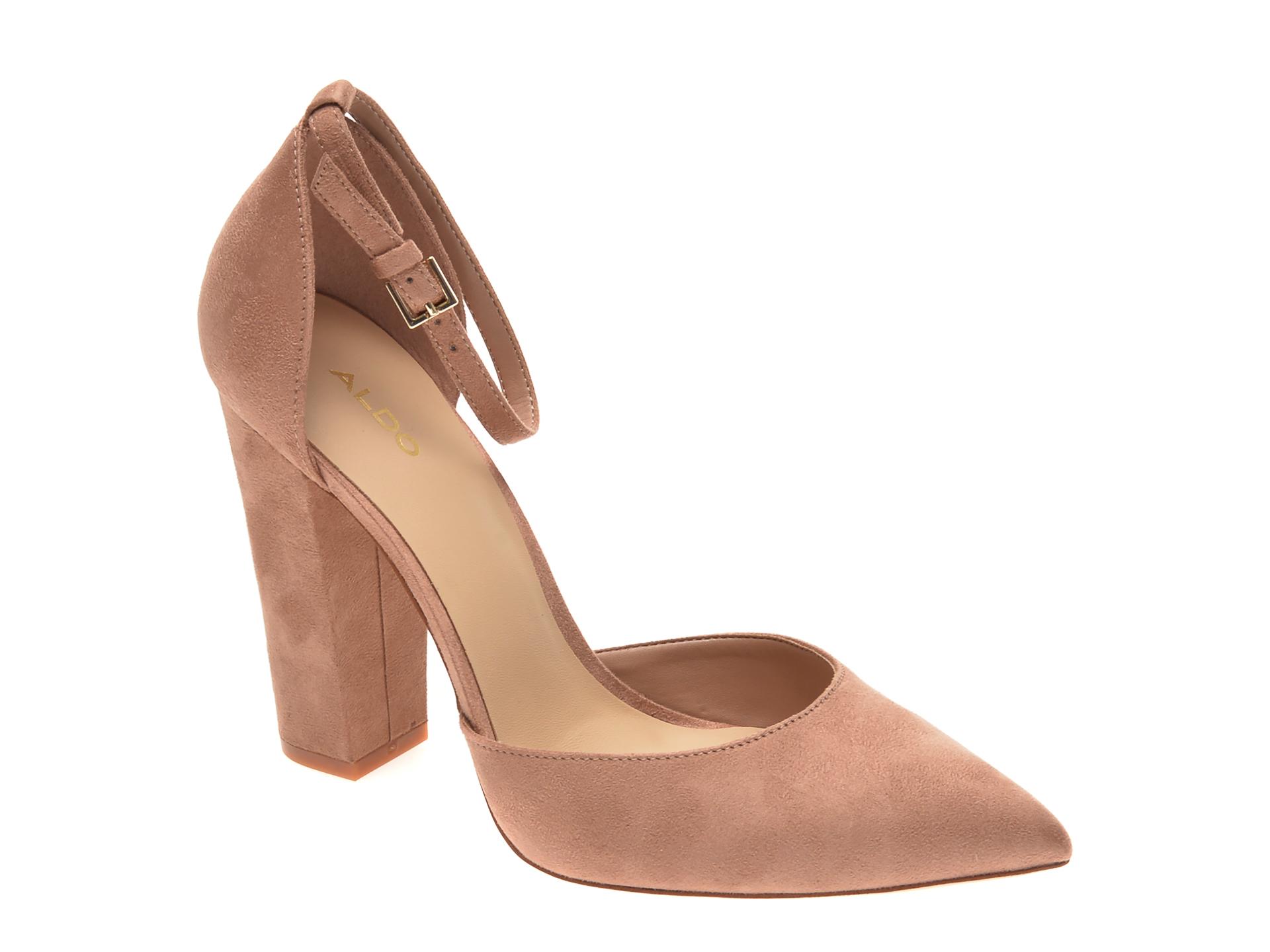 Pantofi ALDO nude, Nicholes251, din piele ecologica imagine otter.ro 2021