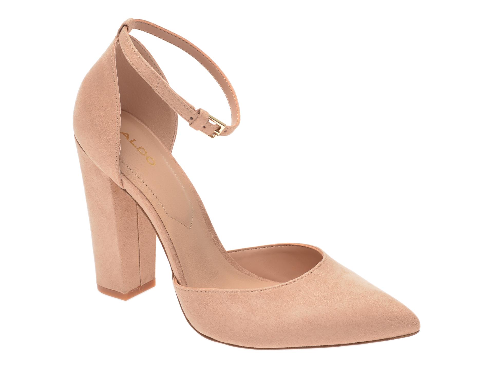 Pantofi ALDO nude, Nicholes270, din piele ecologica imagine otter.ro