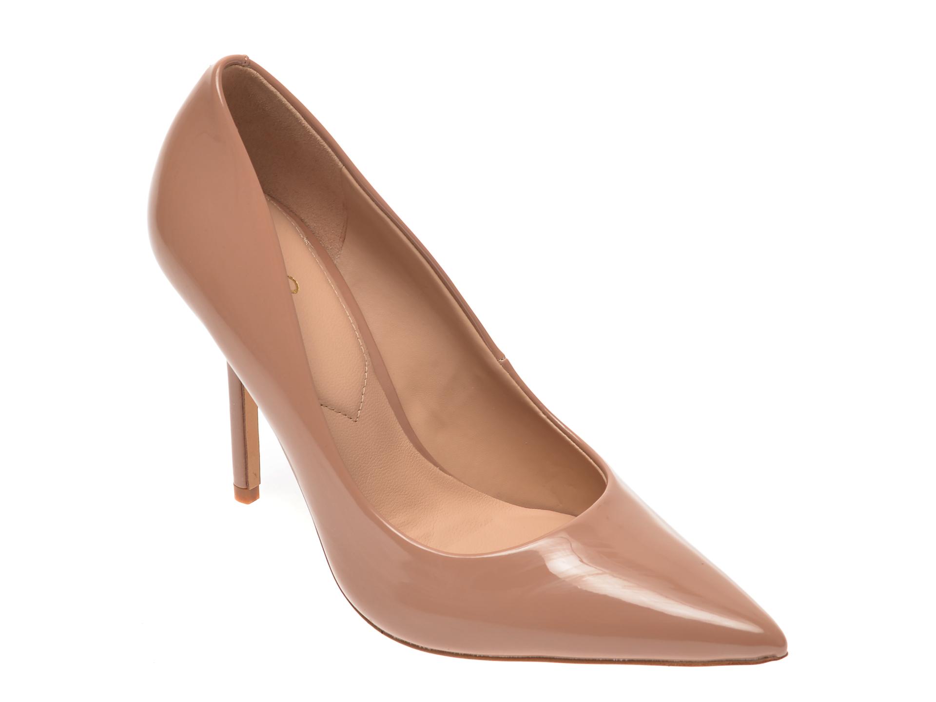 Pantofi ALDO nude, Sophy270, din piele ecologica