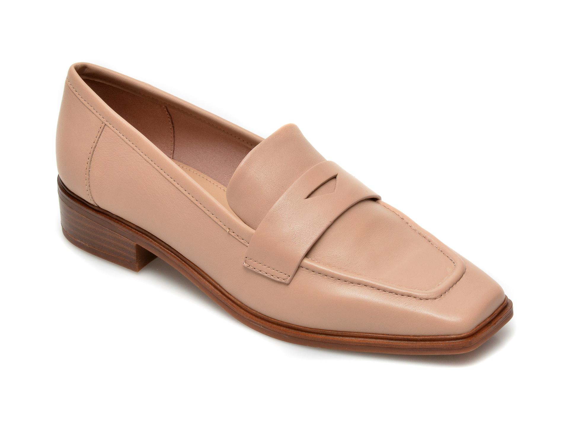 Pantofi ALDO nude, Taodia270, din piele naturala imagine otter.ro