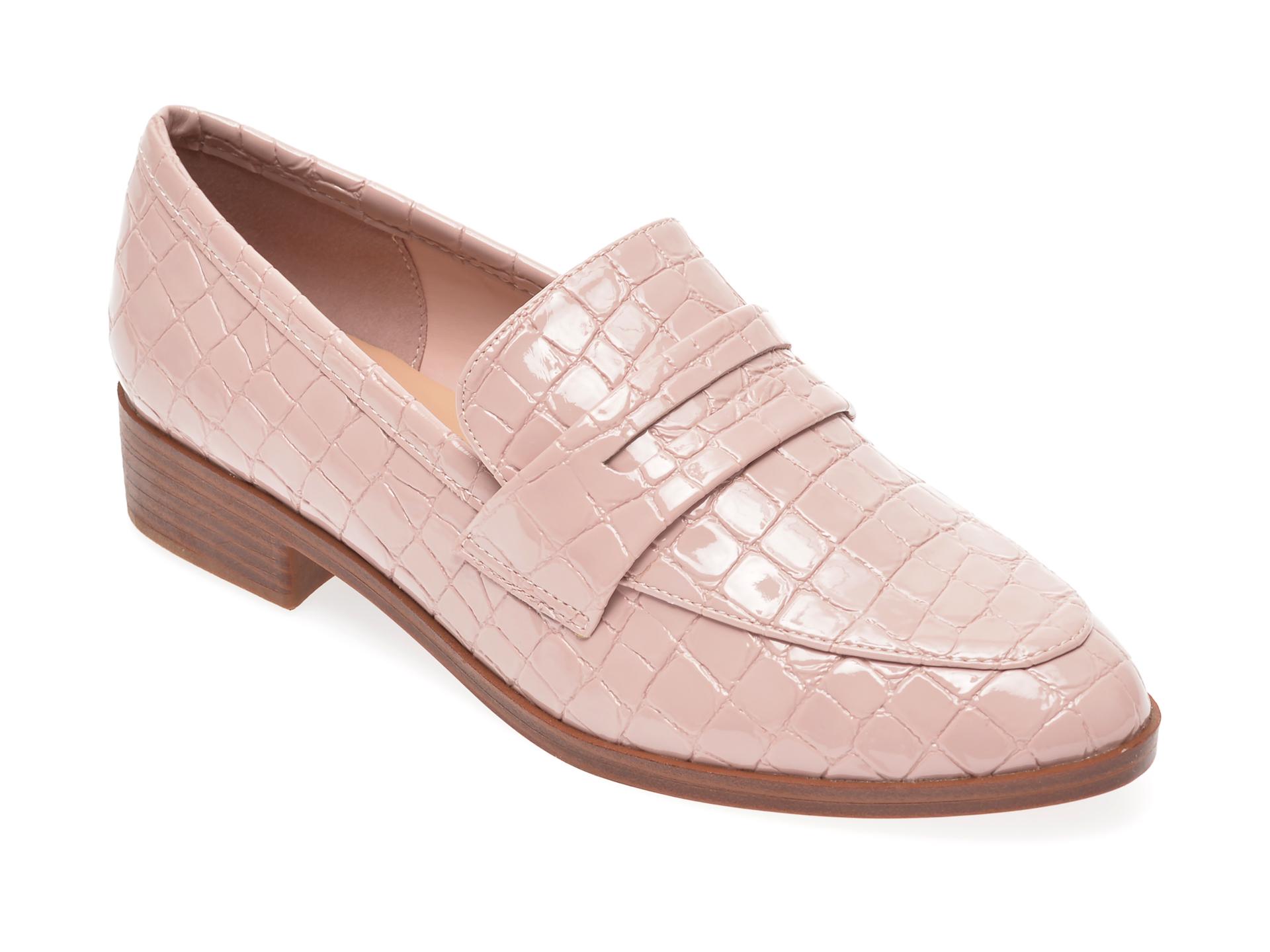 Pantofi ALDO roz, Langlet680, din piele ecologica imagine otter.ro 2021