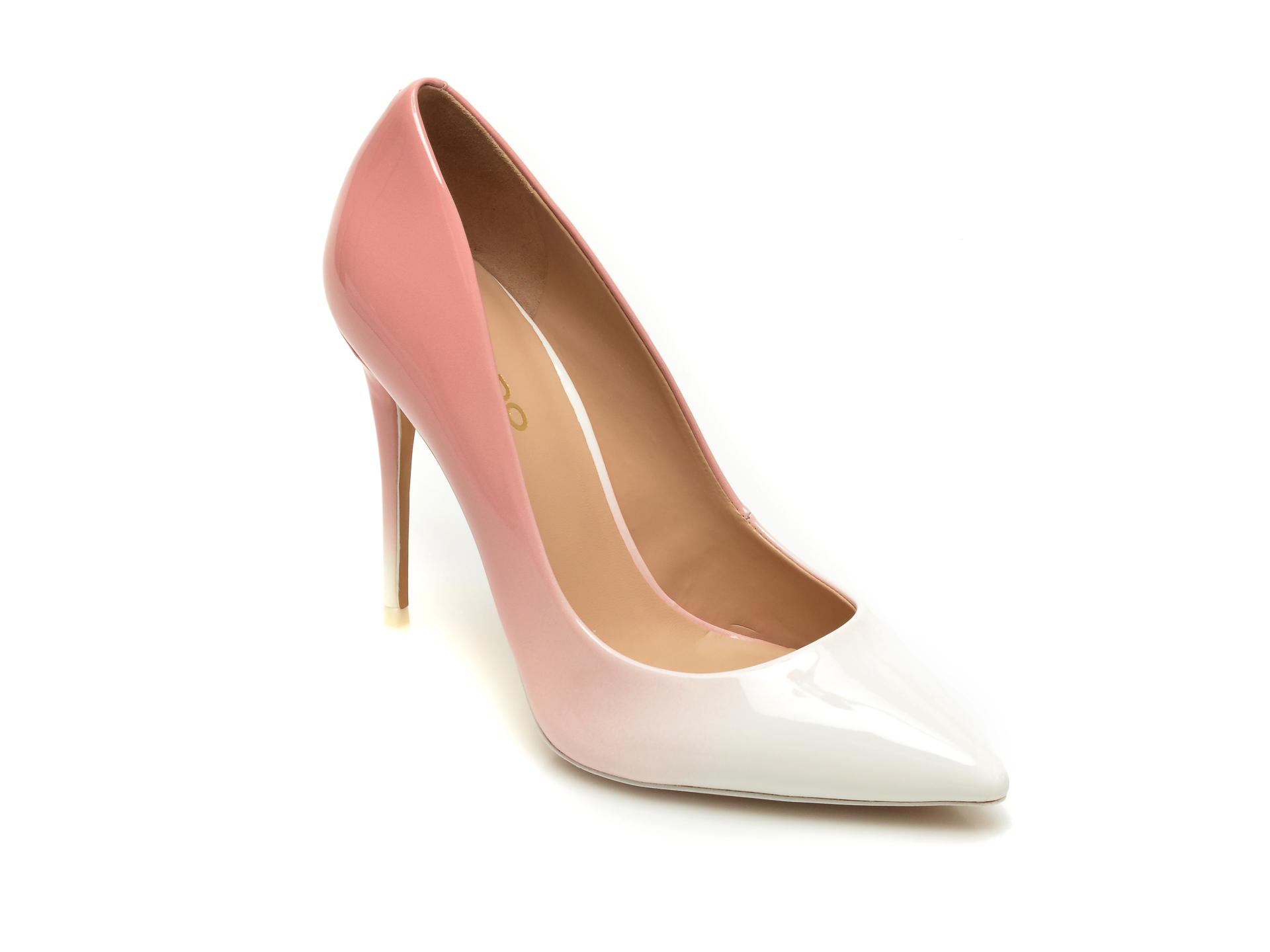 Pantofi ALDO roz, Stessy_650, din piele ecologica