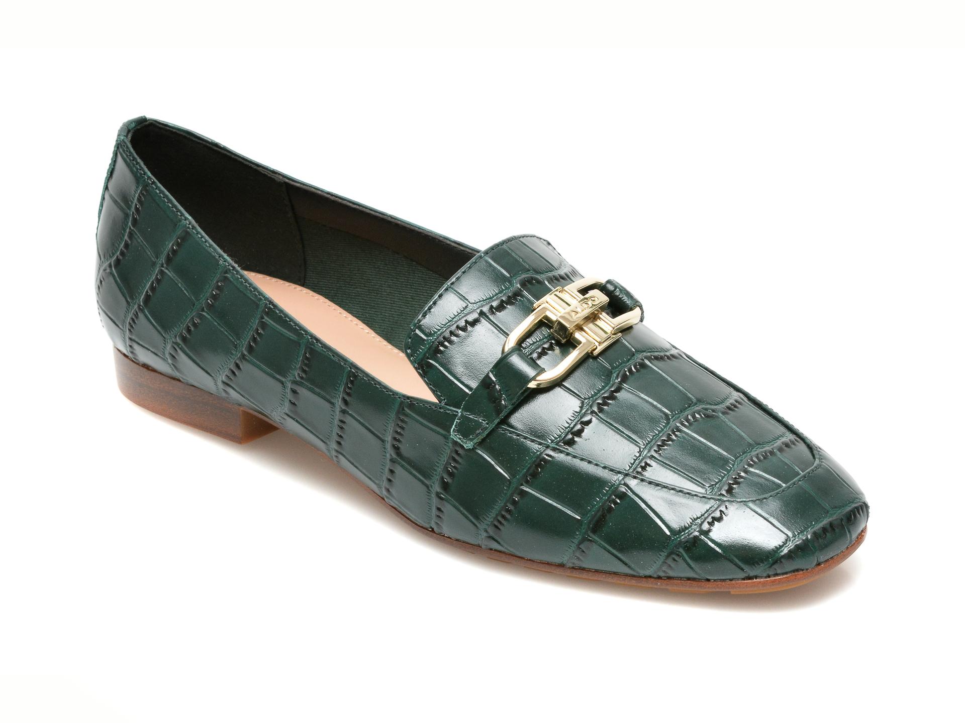 Pantofi Aldo Verzi, Gwutha301, Din Piele Croco