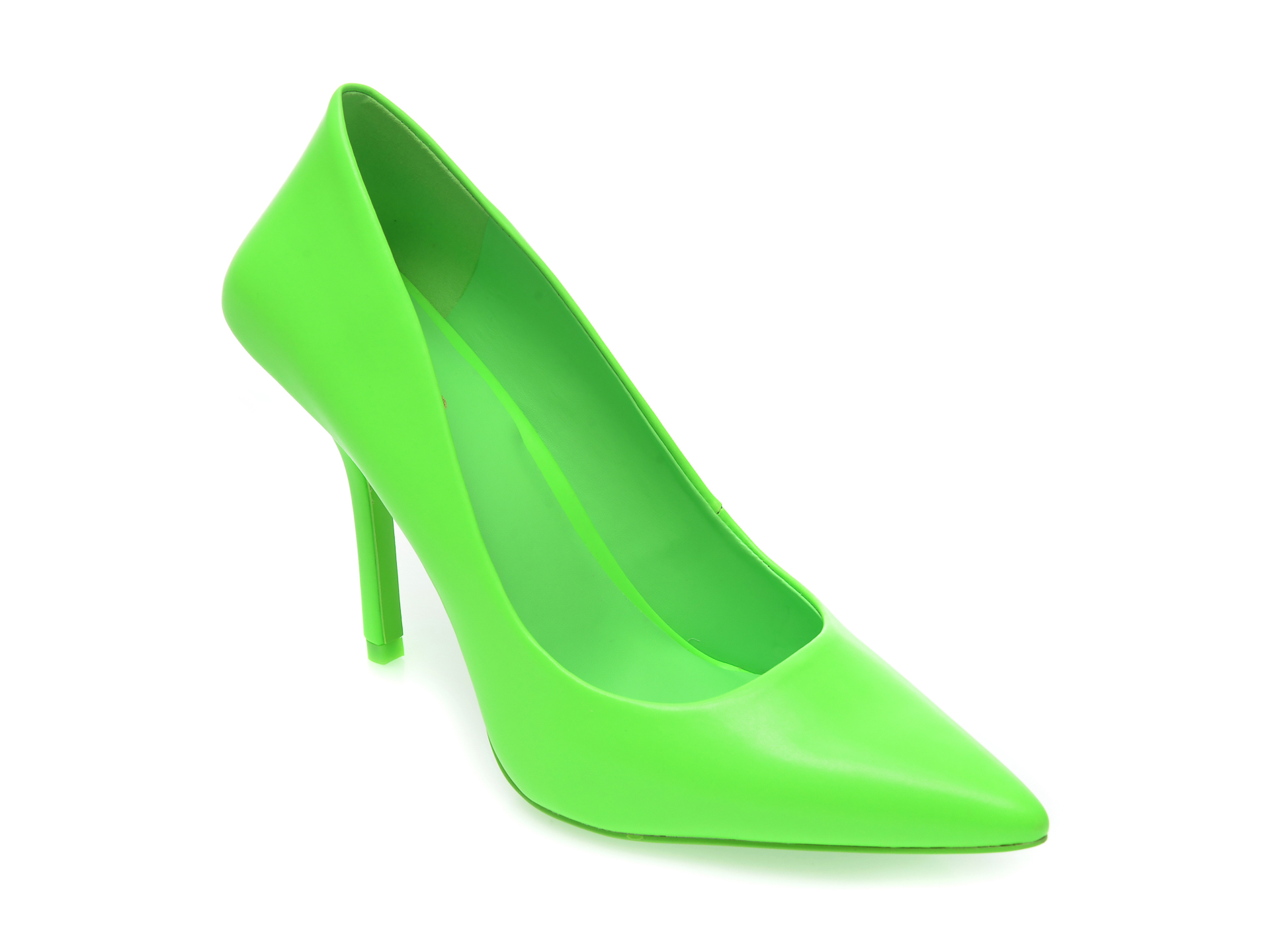 Pantofi ALDO verzi, Jess320, din piele ecologica imagine otter.ro 2021