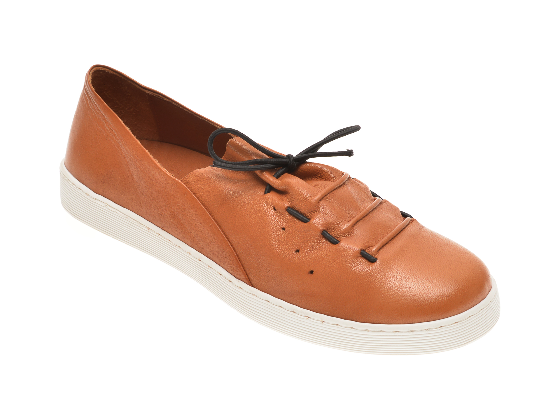 Pantofi BABOOS maro, R09, din piele naturala