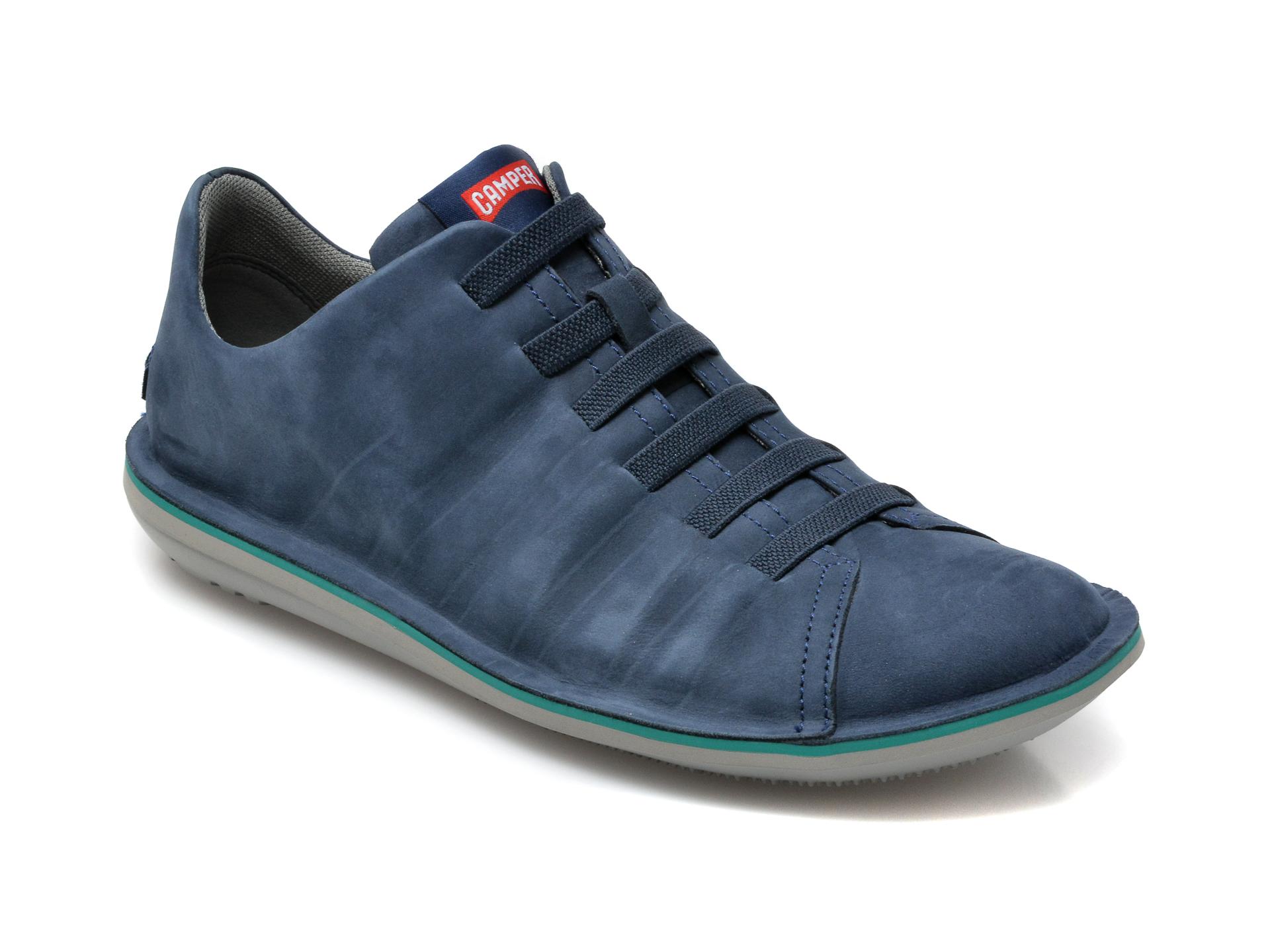 Pantofi CAMPER bleumarin, 18751, din piele naturala imagine otter.ro 2021