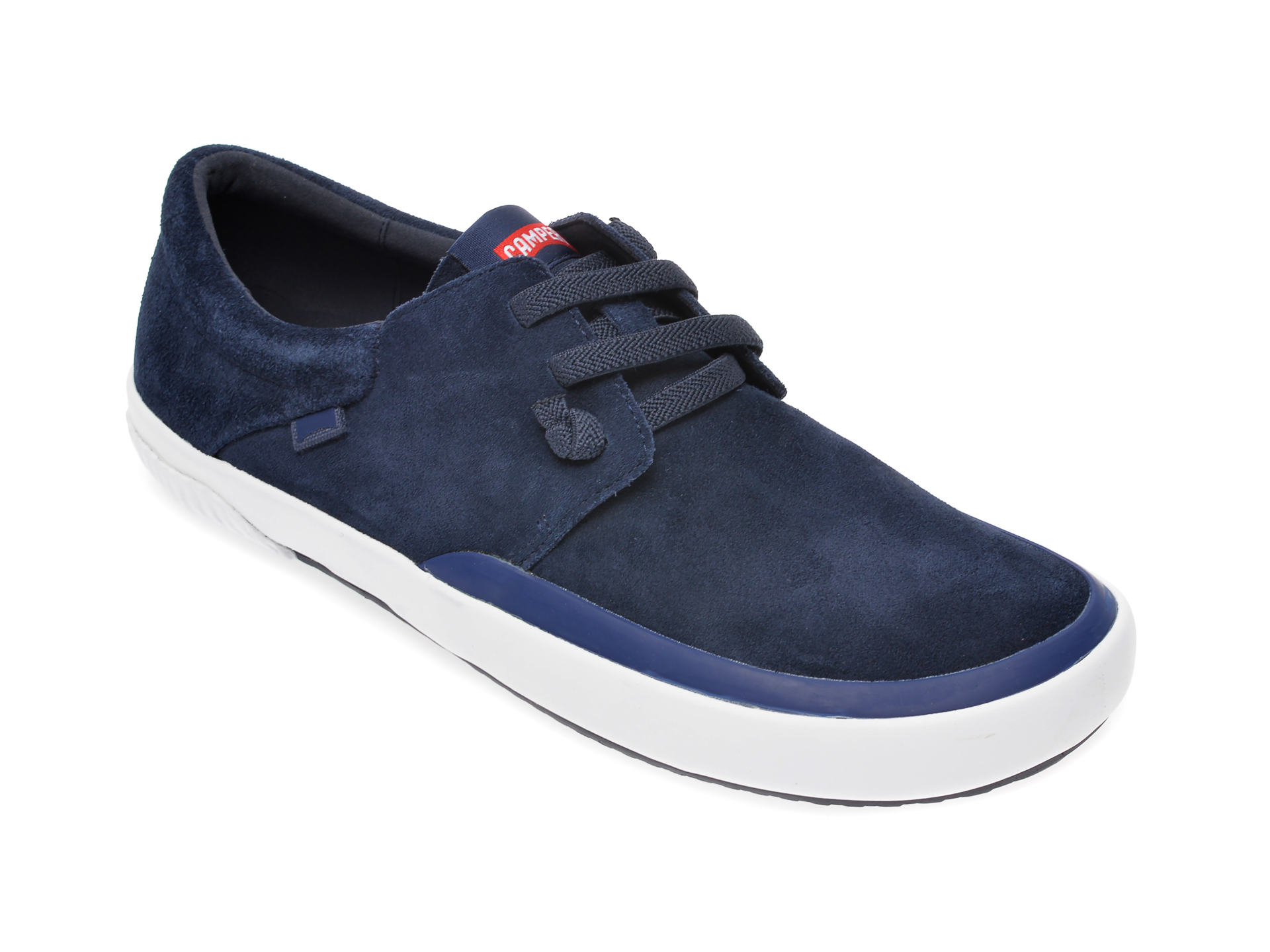 Pantofi CAMPER bleumarin, K100414, din piele intoarsa imagine