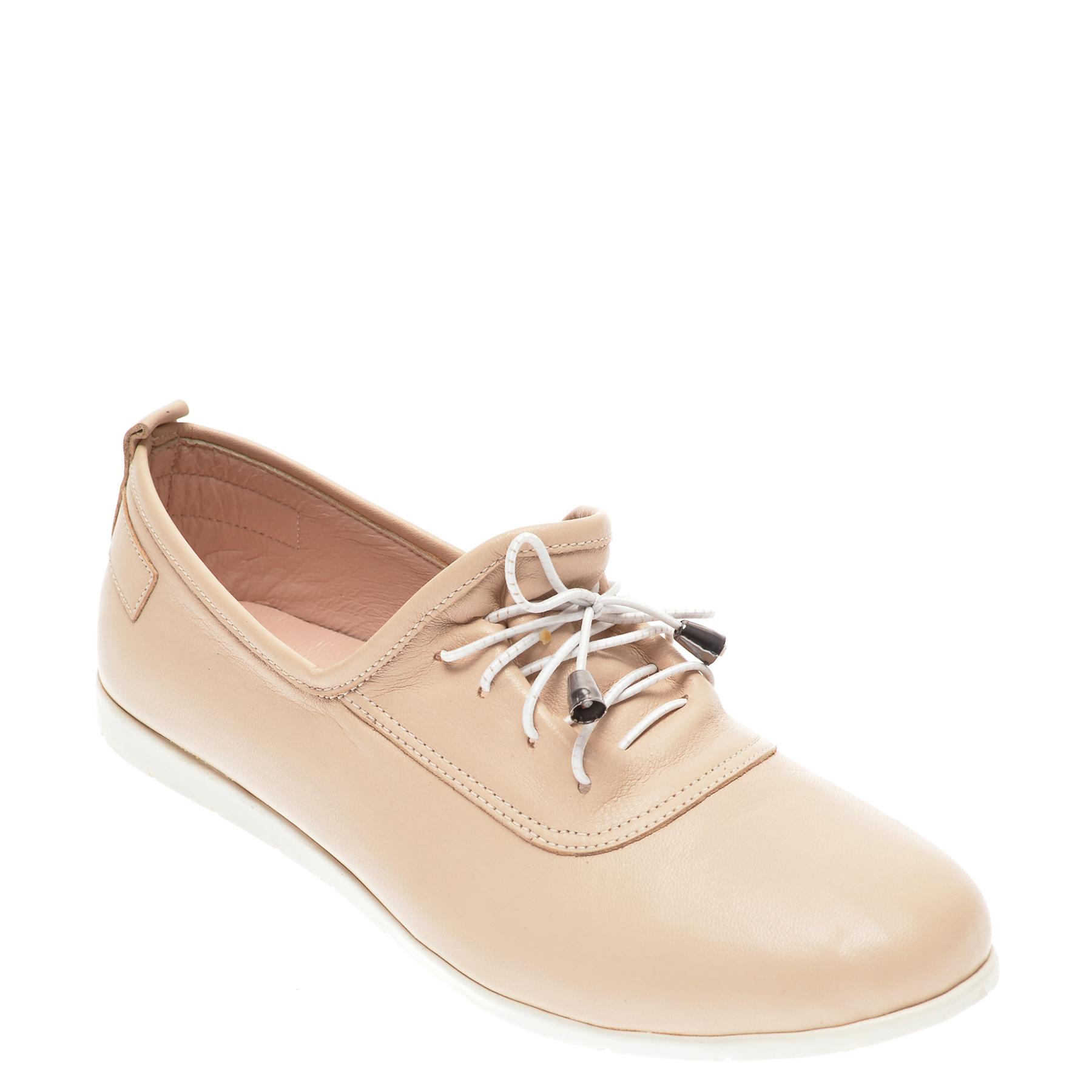 Pantofi ECLIPSE bleumarin, 408, din piele naturala