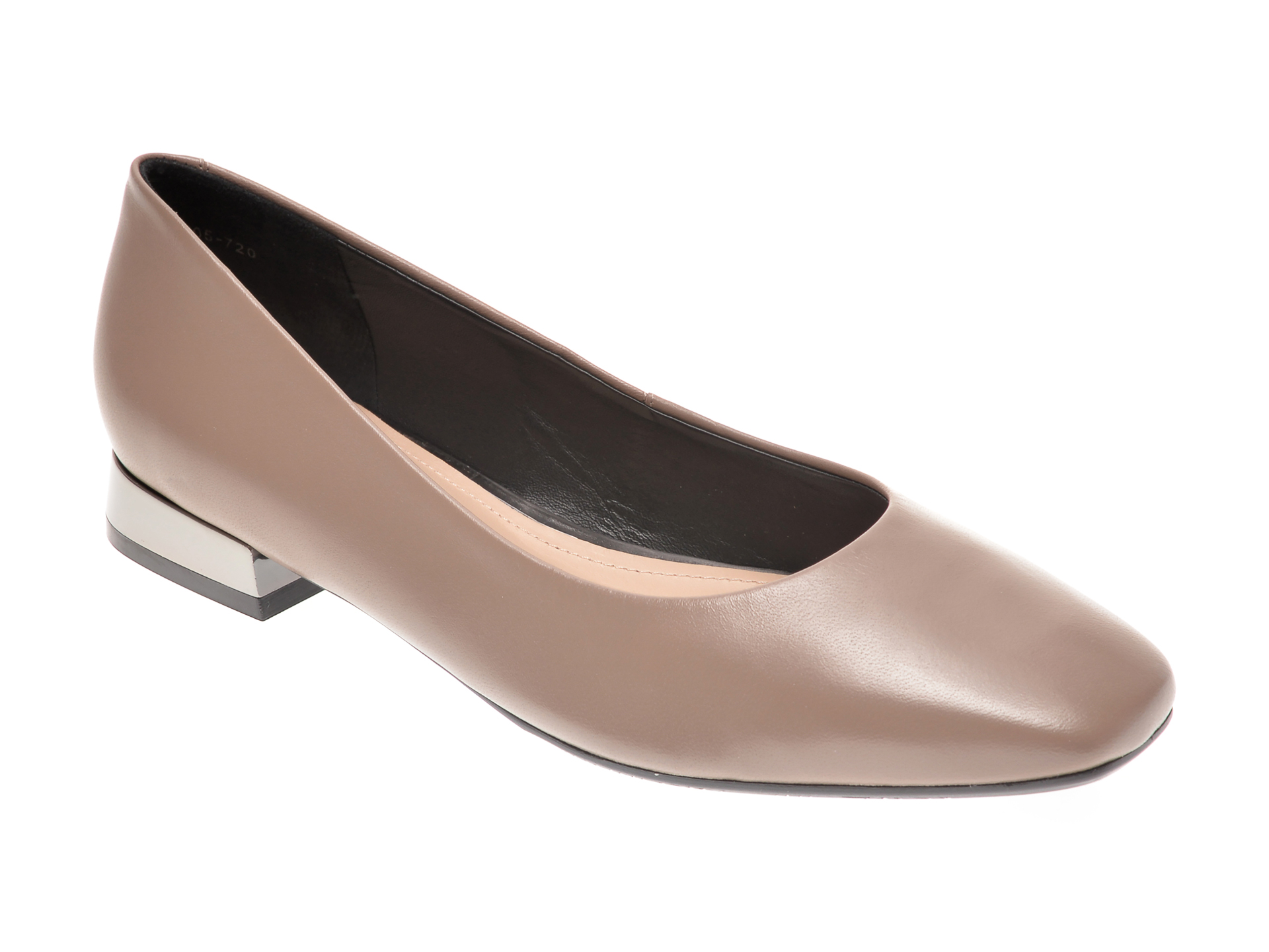Pantofi EPICA gri, 2154605, din piele naturala
