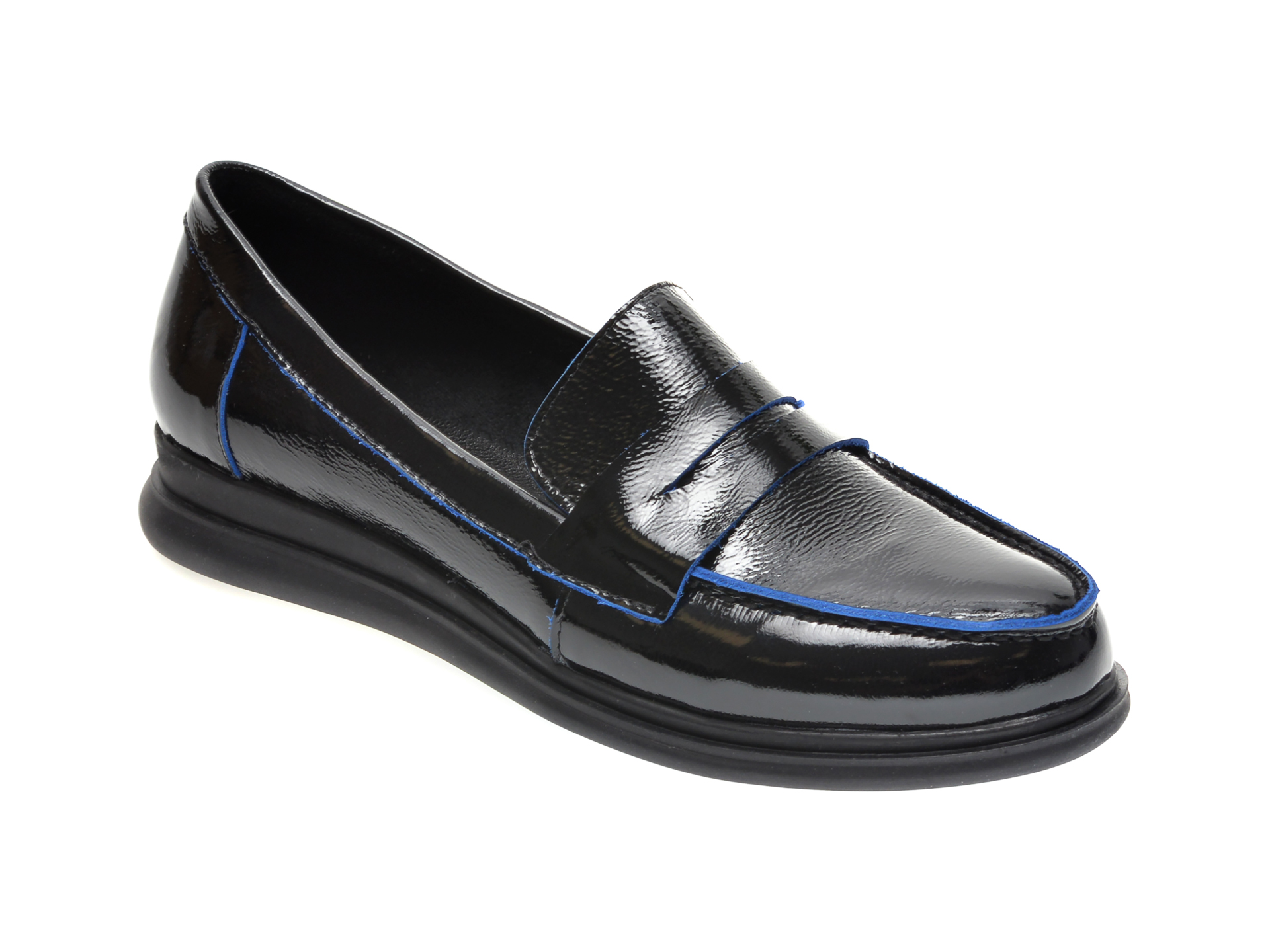 Pantofi FLAVIA PASSINI, 1307202, din piele naturala lacuita imagine