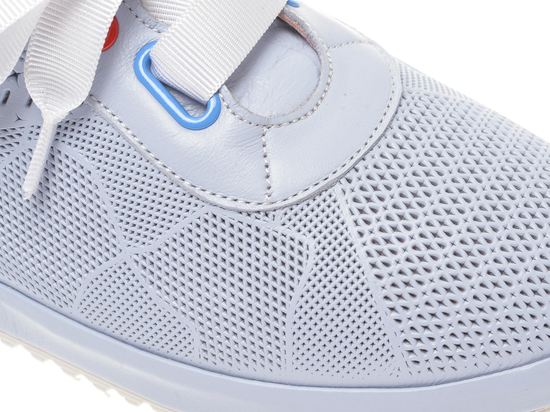 Pantofi FLAVIA PASSINI albastri, 039300, din piele naturala