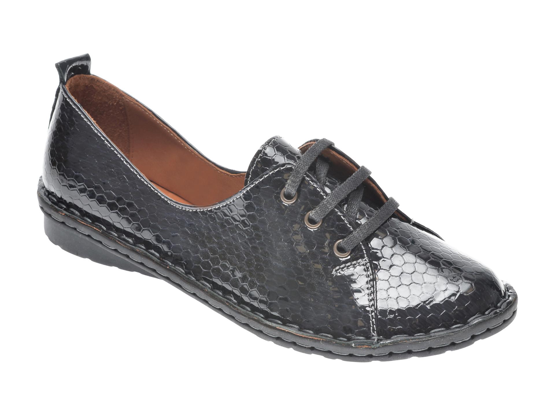Pantofi FLAVIA PASSINI bleumarin, 952422, din piele naturala imagine