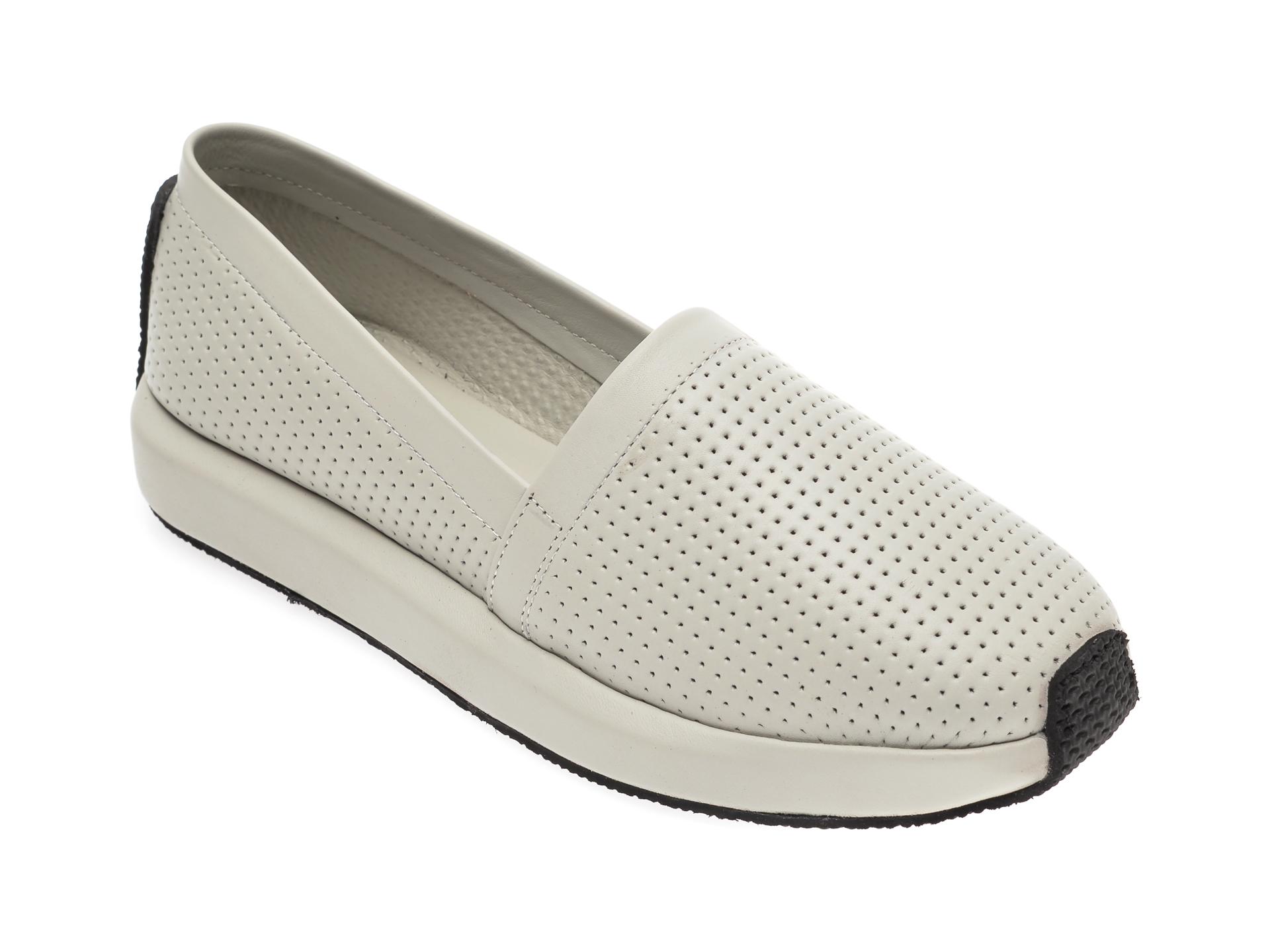 Pantofi FLAVIA PASSINI gri, 0856013, din piele naturala New