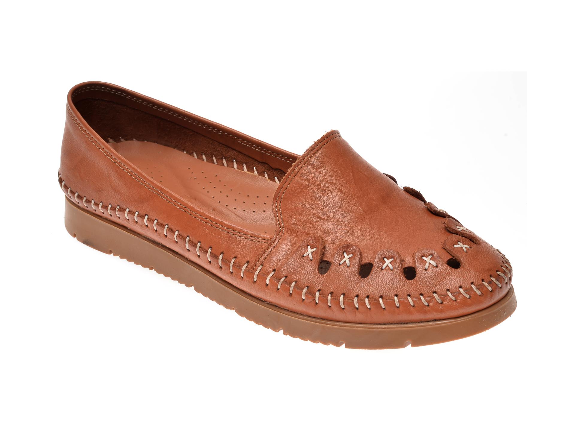 Pantofi FLAVIA PASSINI maro, 1429, din piele naturala