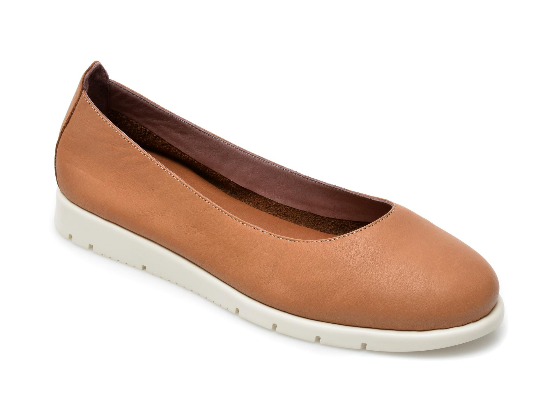 Pantofi FLAVIA PASSINI maro, 181, din piele naturala imagine otter.ro 2021