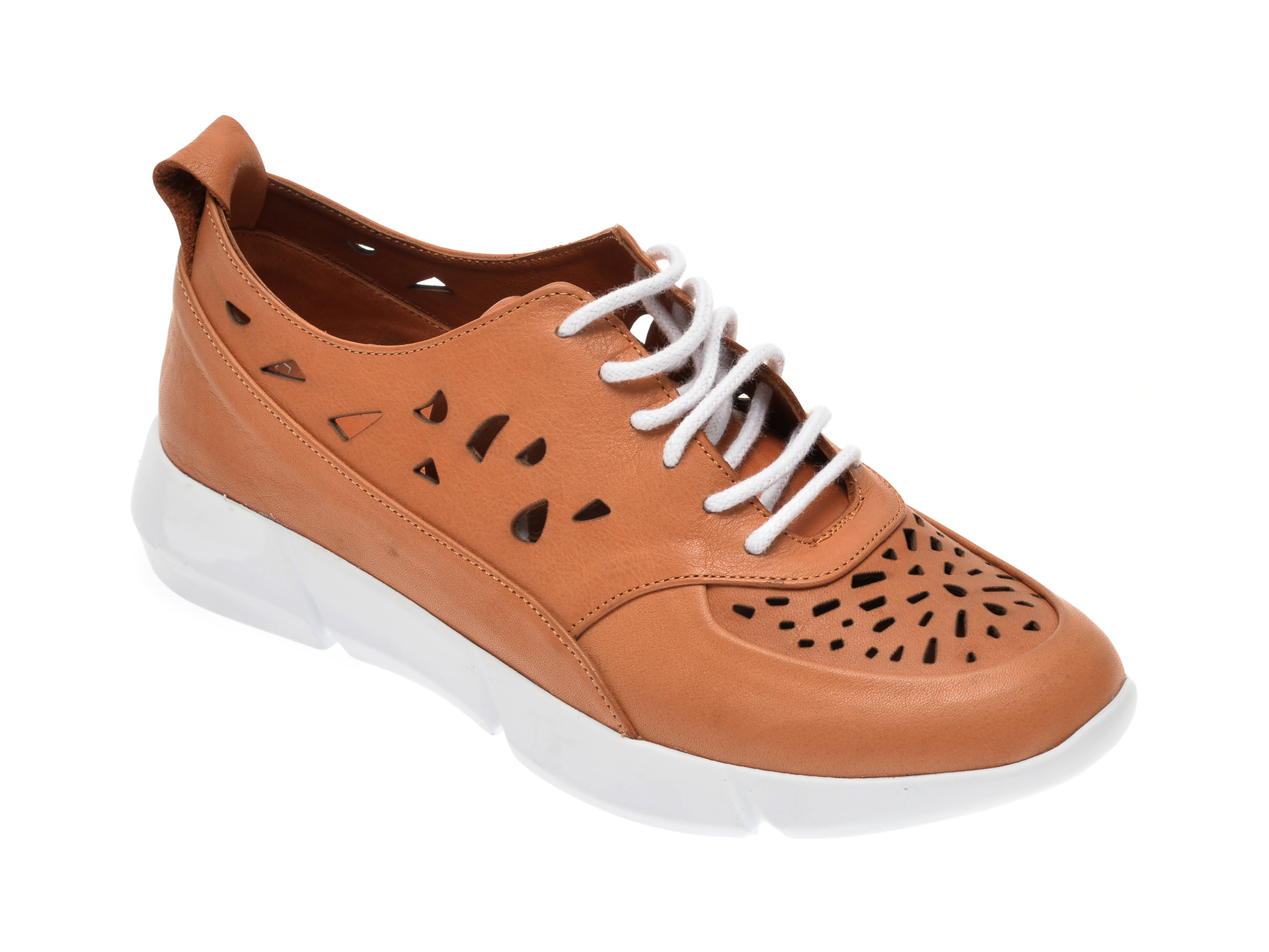 Pantofi FLAVIA PASSINI maro, 283661, din piele naturala