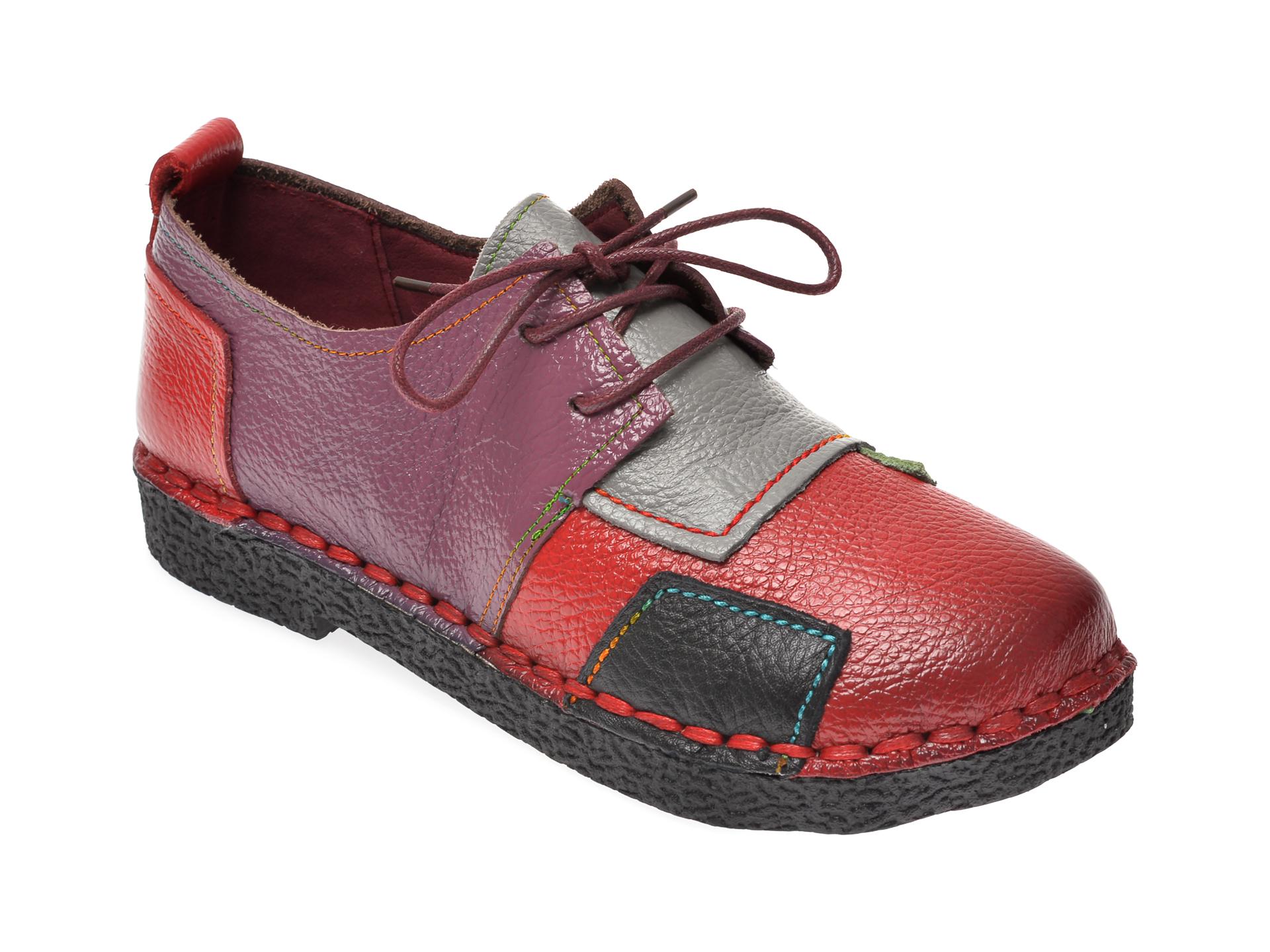 Pantofi FLAVIA PASSINI multicolor, 8602, din piele naturala New
