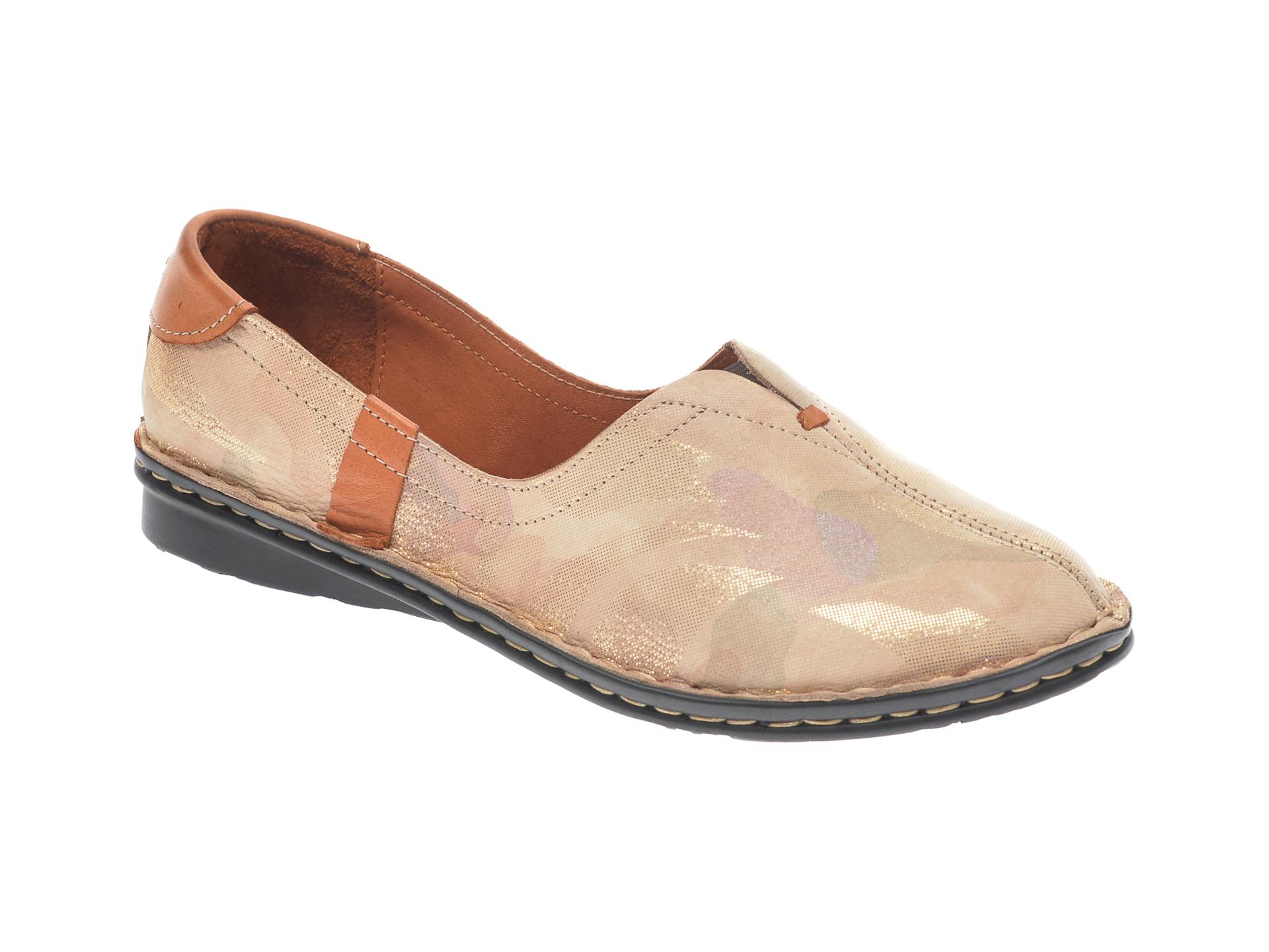 Pantofi FLAVIA PASSINI multicolor, 952405, din piele naturala imagine