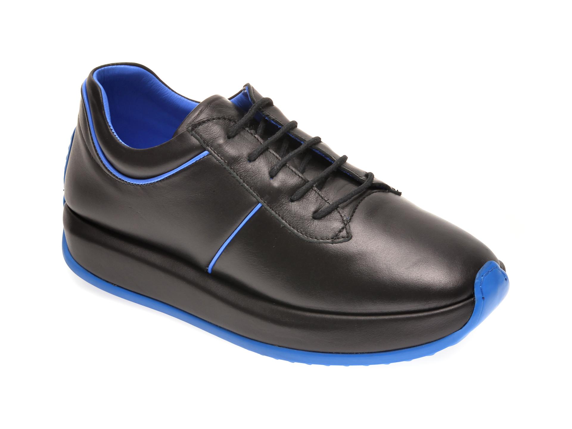 Pantofi FLAVIA PASSINI negri, 1692097, din piele naturala