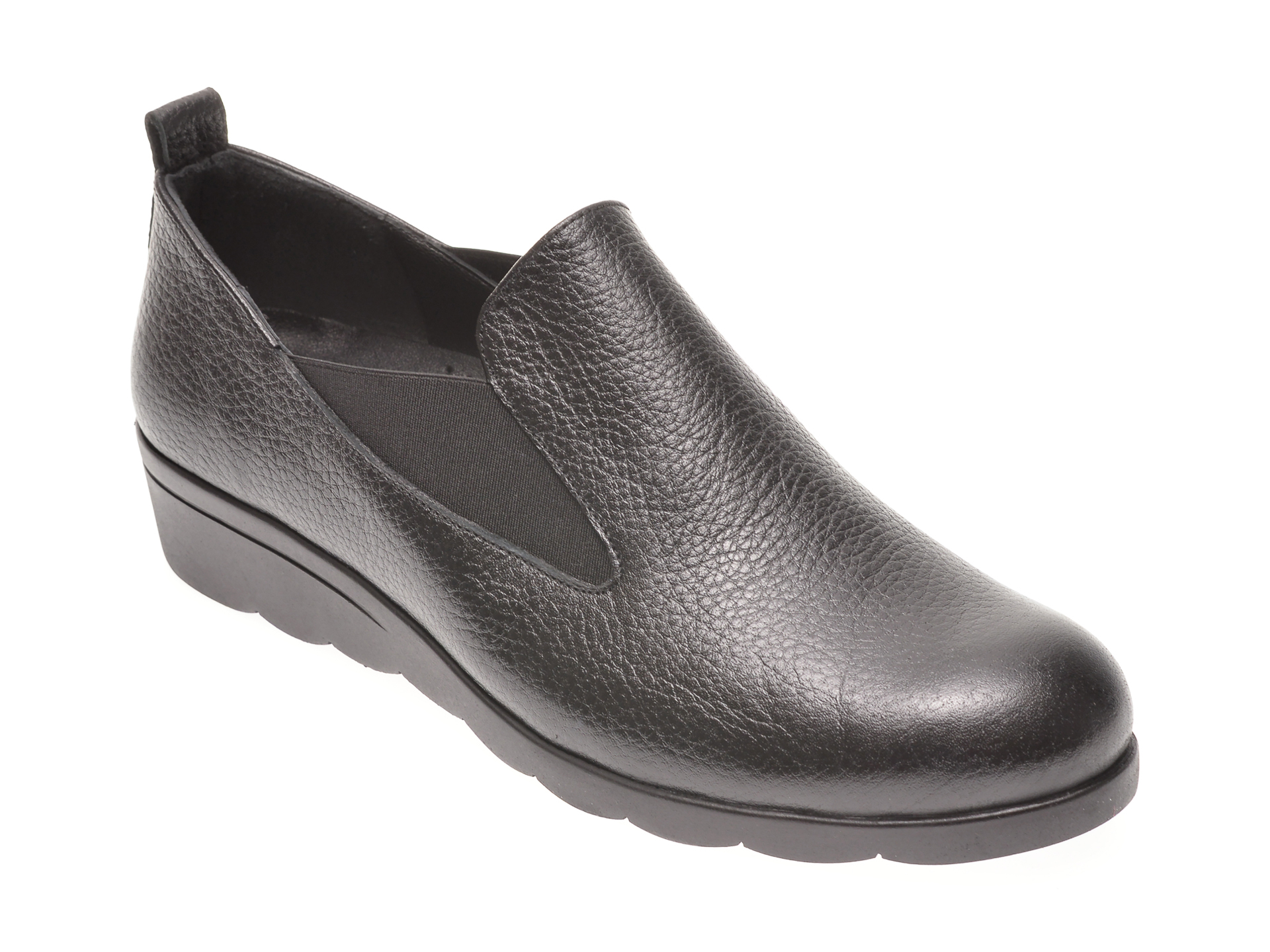 Pantofi FLAVIA PASSINI negri, 19800, din piele naturala imagine otter.ro 2021