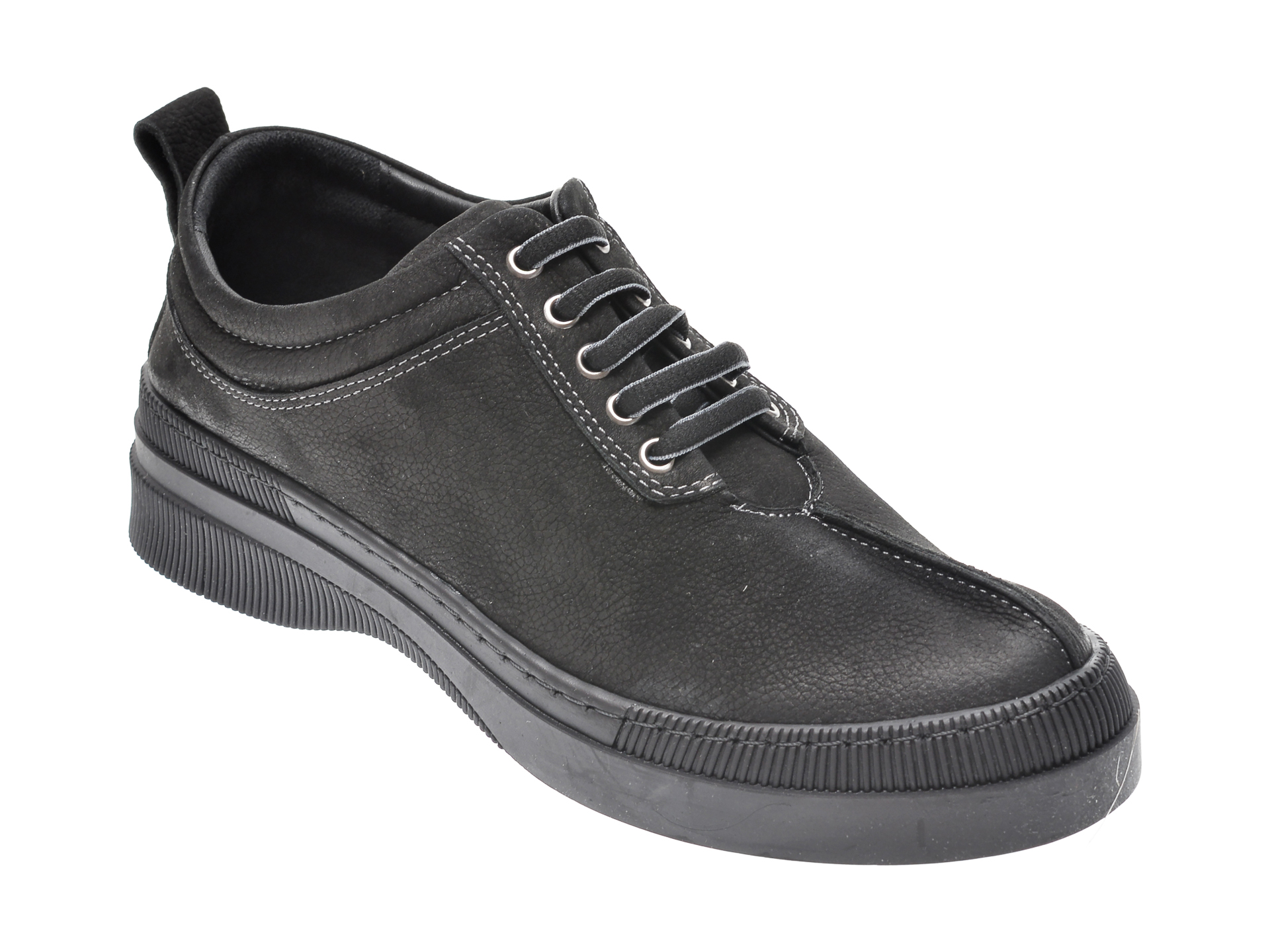 Pantofi FLAVIA PASSINI negri, 925, din piele naturala imagine