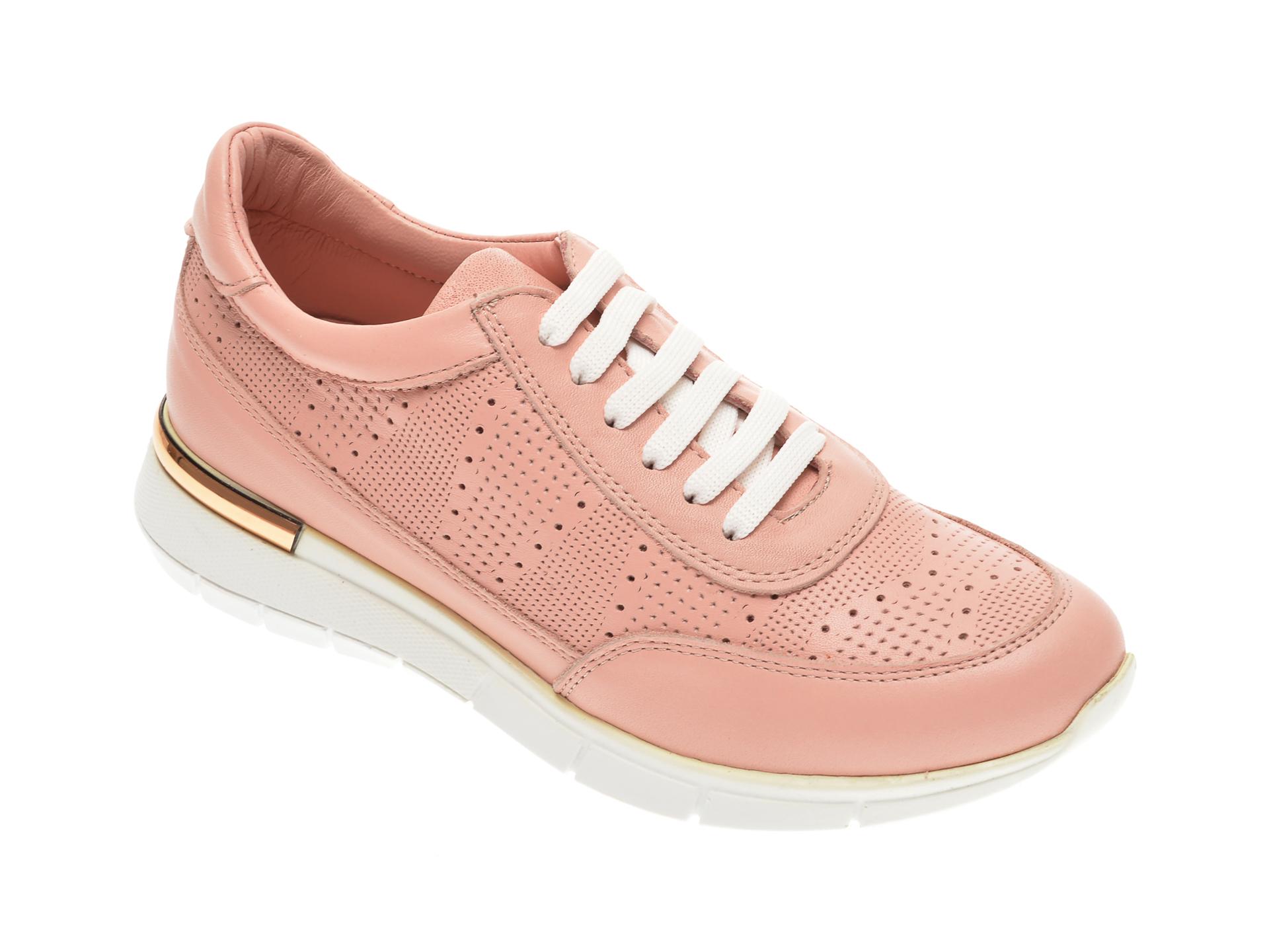 Pantofi FLAVIA PASSINI roz, 1251277, din piele naturala