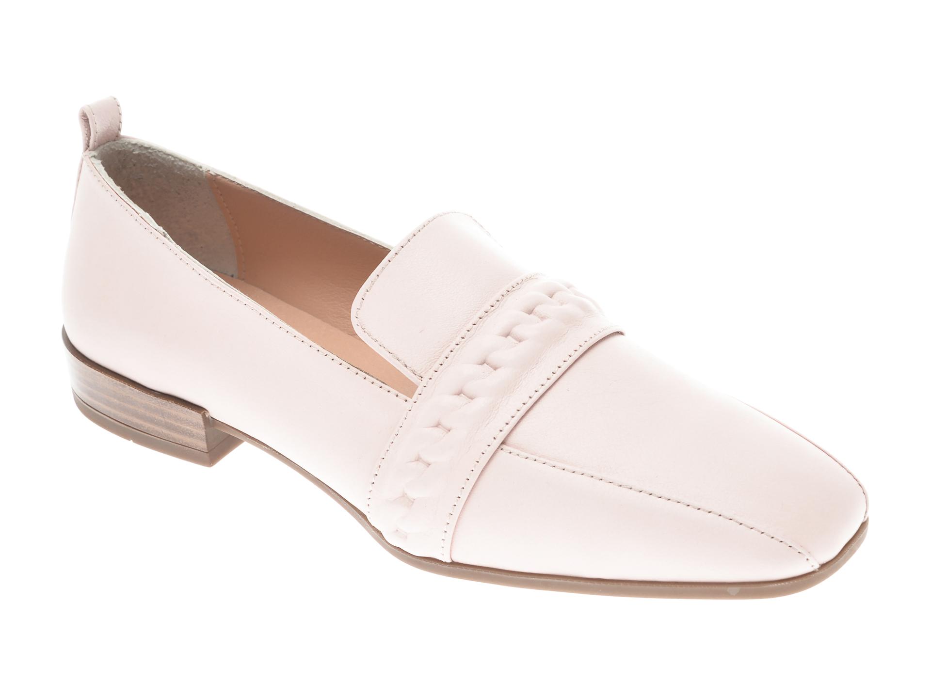 Pantofi FLAVIA PASSINI roz, 22020, din piele naturala imagine