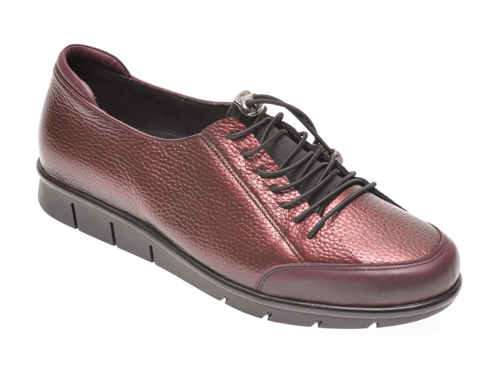 Pantofi FLAVIA PASSINI visinii, 19514, din piele naturala imagine