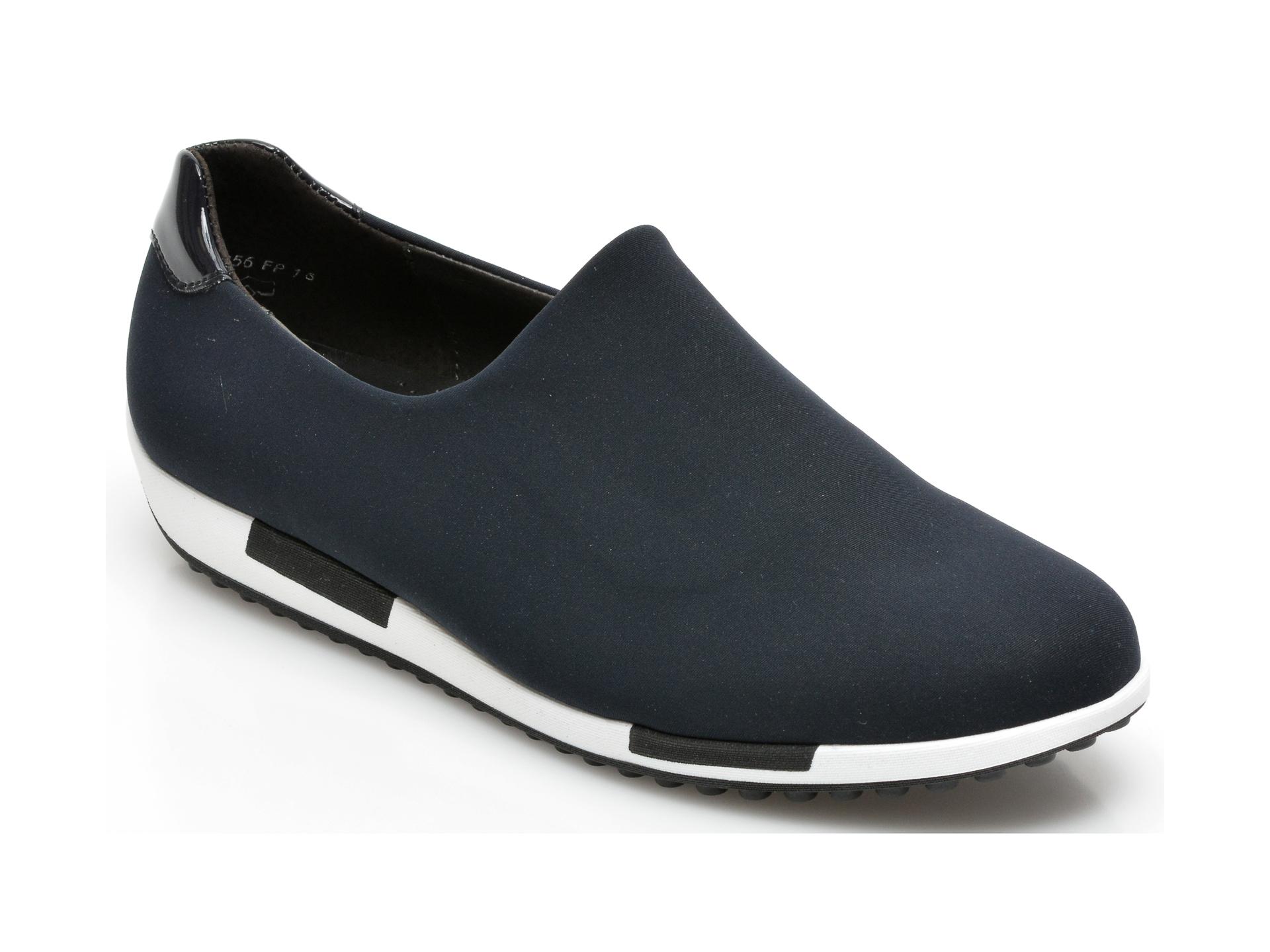 Pantofi Gabor Bleumarin, 42412, Din Material Textil