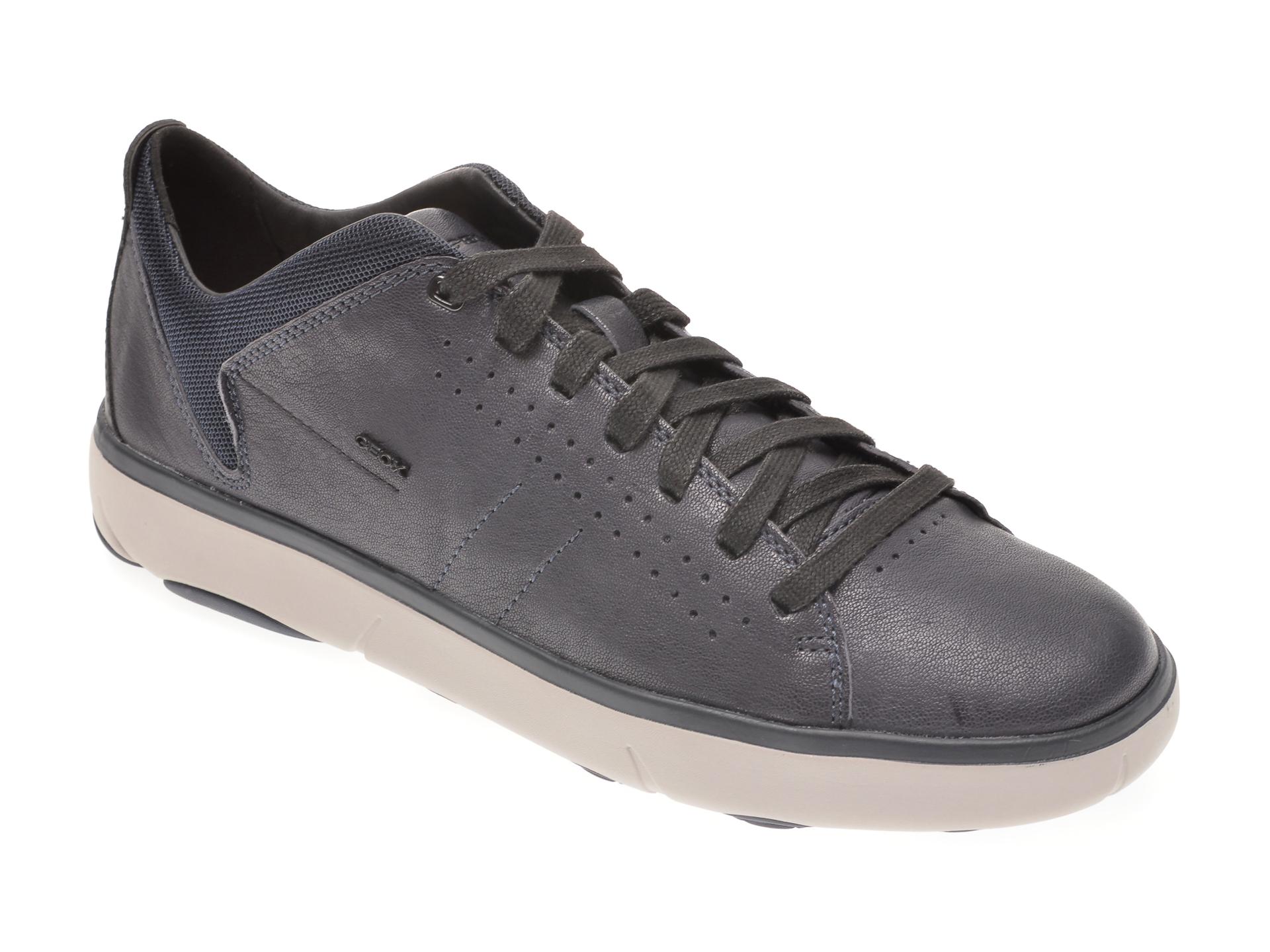 Pantofi GEOX bleumarin, U948FA, din piele naturala imagine