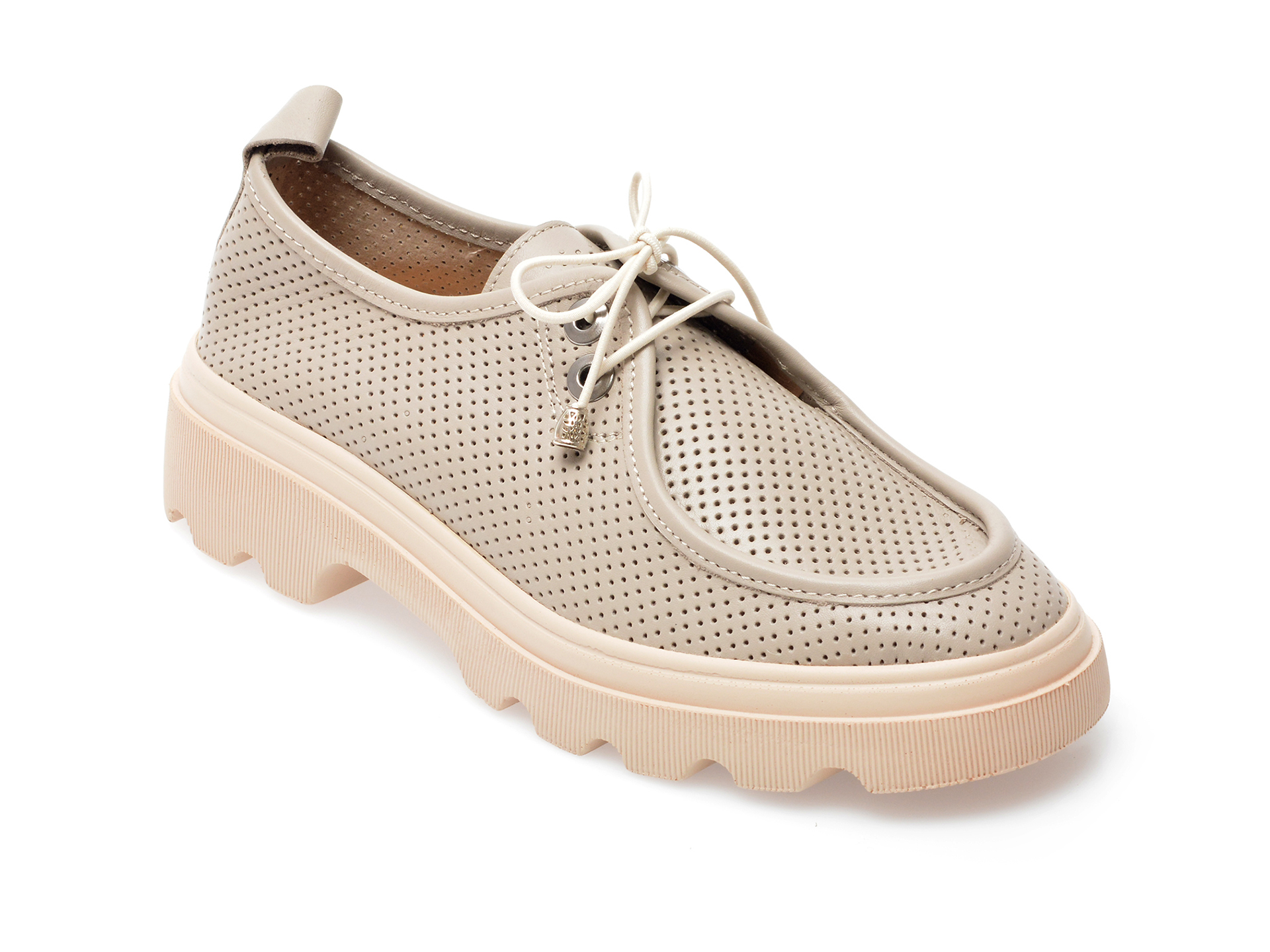 Pantofi GRYXX gri, 195802, din piele naturala imagine otter.ro 2021