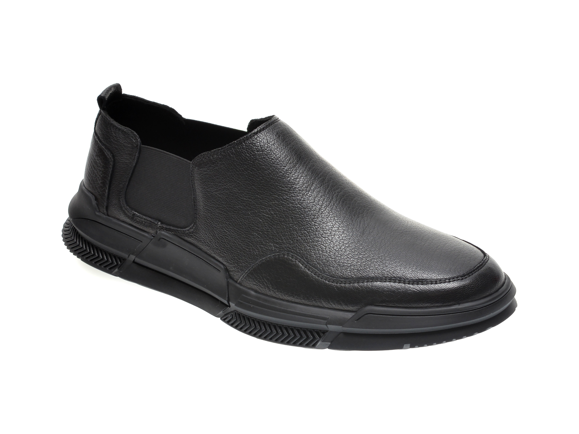 Pantofi GRYXX negri, Y01290, din piele naturala imagine