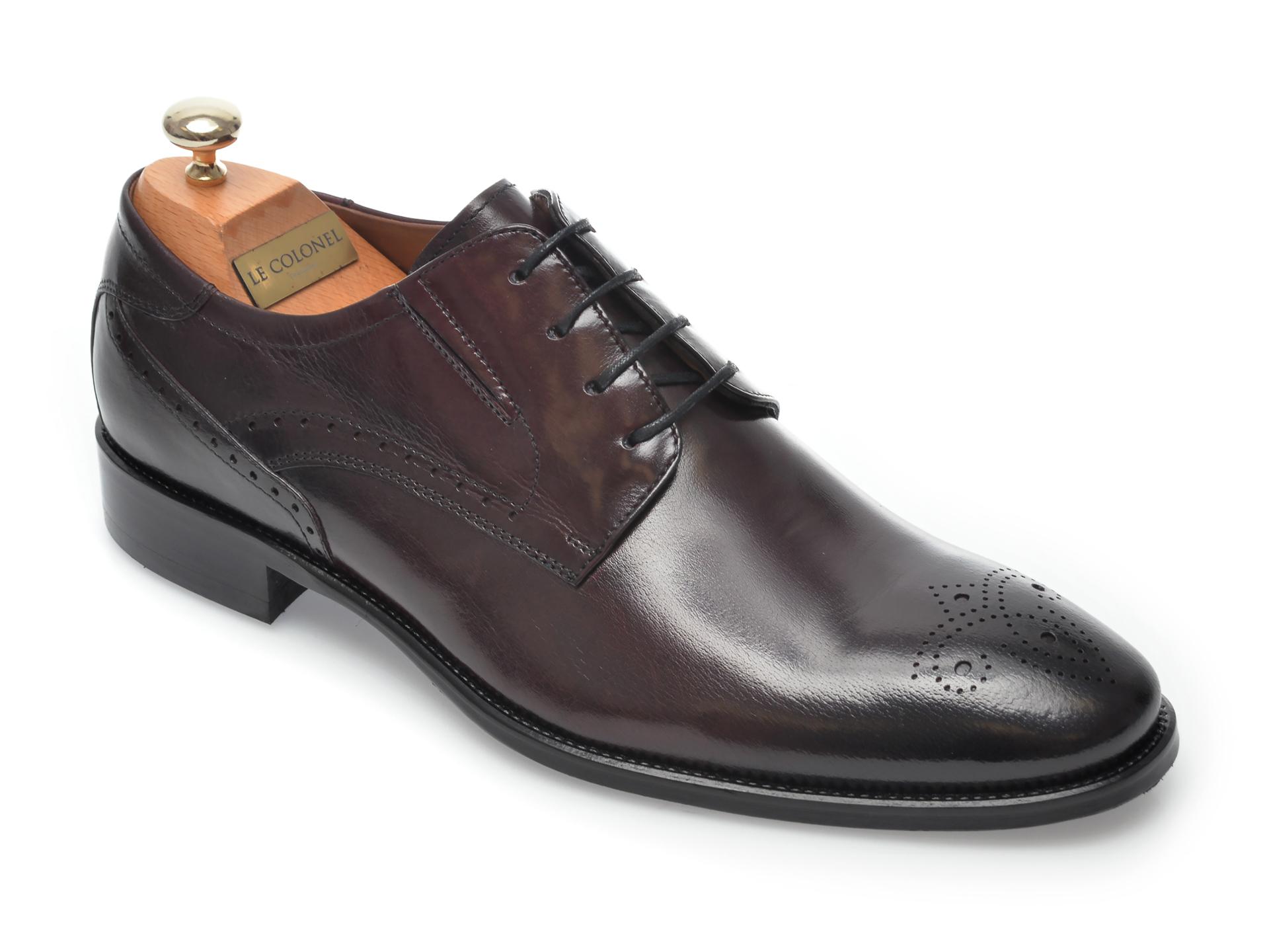 Pantofi LE COLONEL visinii, 33850, din piele naturala imagine