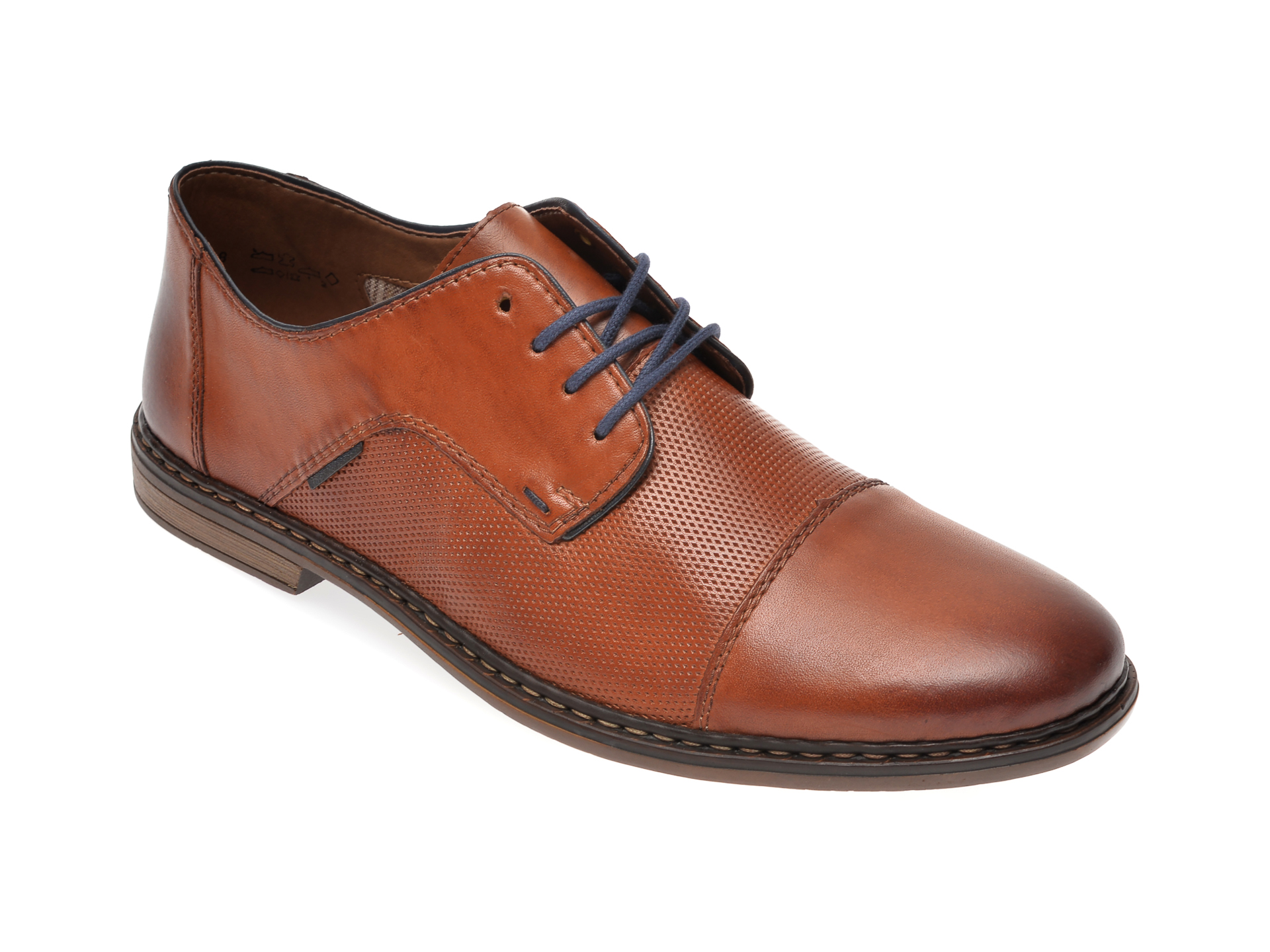 Pantofi Rieker Maro, 13409, Din Piele Naturala