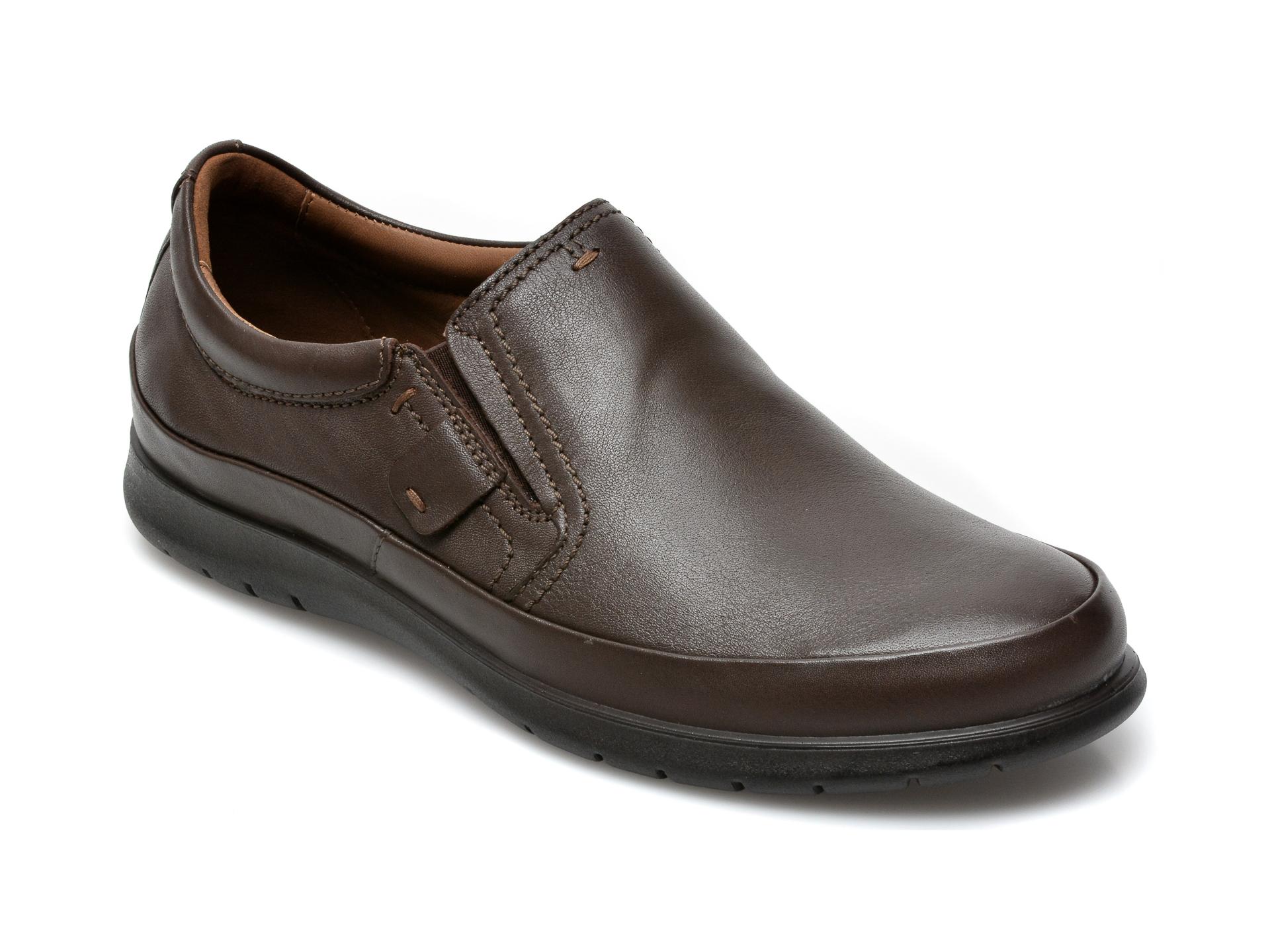 Pantofi SALAMANDER maro, 50802, din piele naturala imagine otter.ro 2021