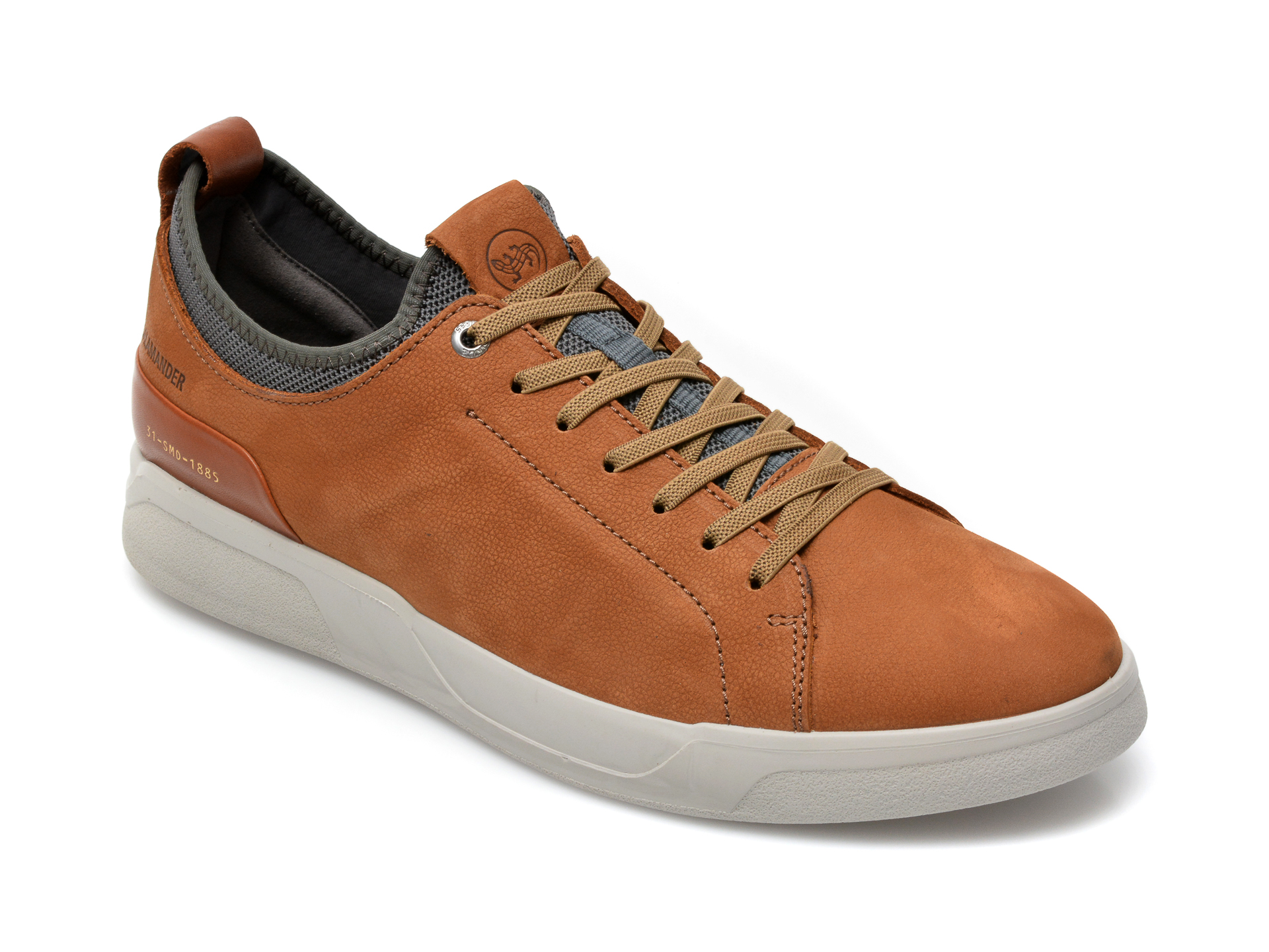 Pantofi SALAMANDER maro, 54502, din piele naturala imagine otter.ro 2021