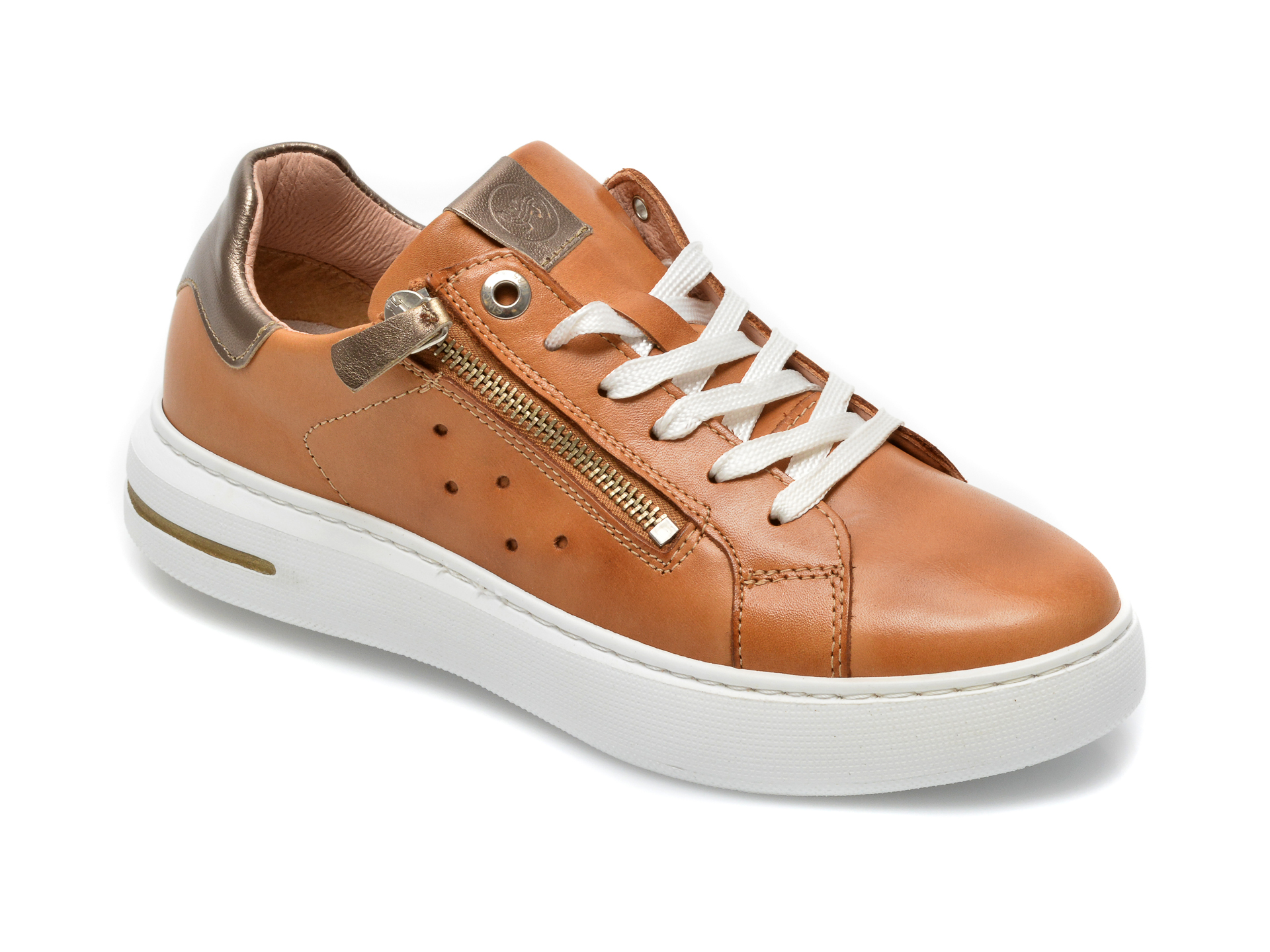 Pantofi SALAMANDER maro, 56901, din piele naturala imagine otter.ro 2021